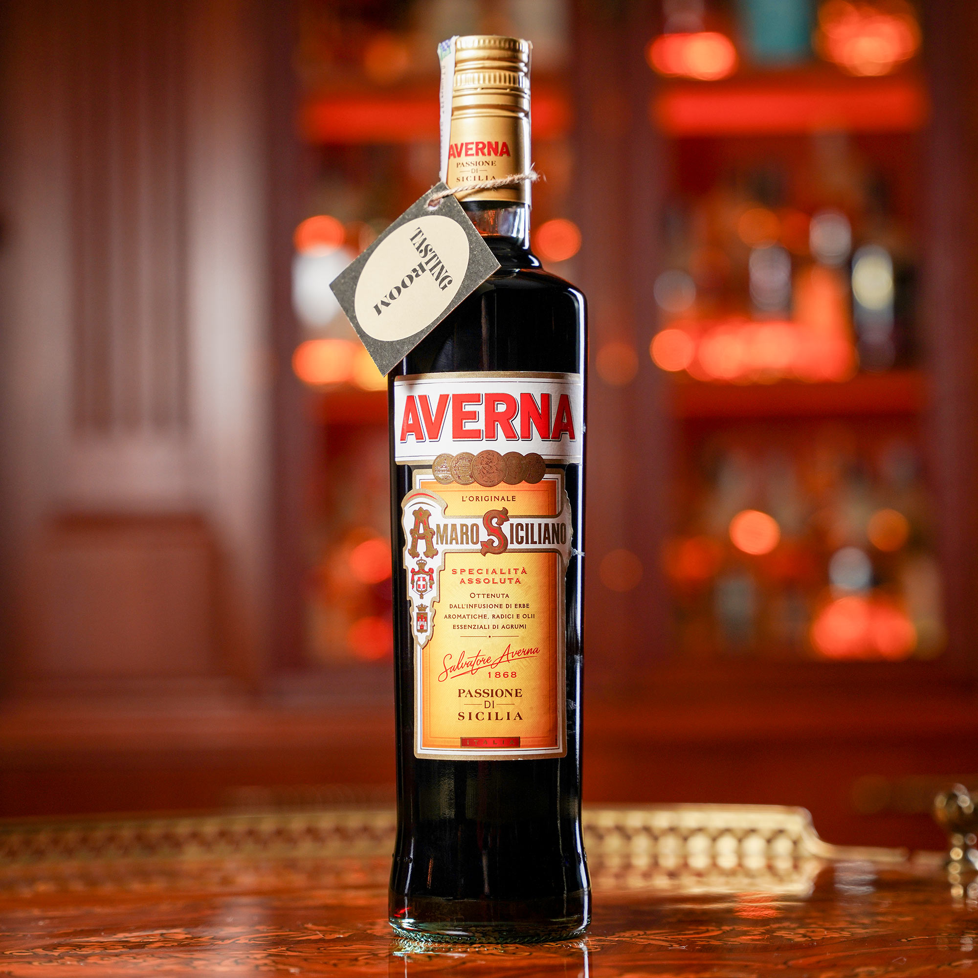 Averna Amaro Siciliano /Аверна Амаро Сицилиано