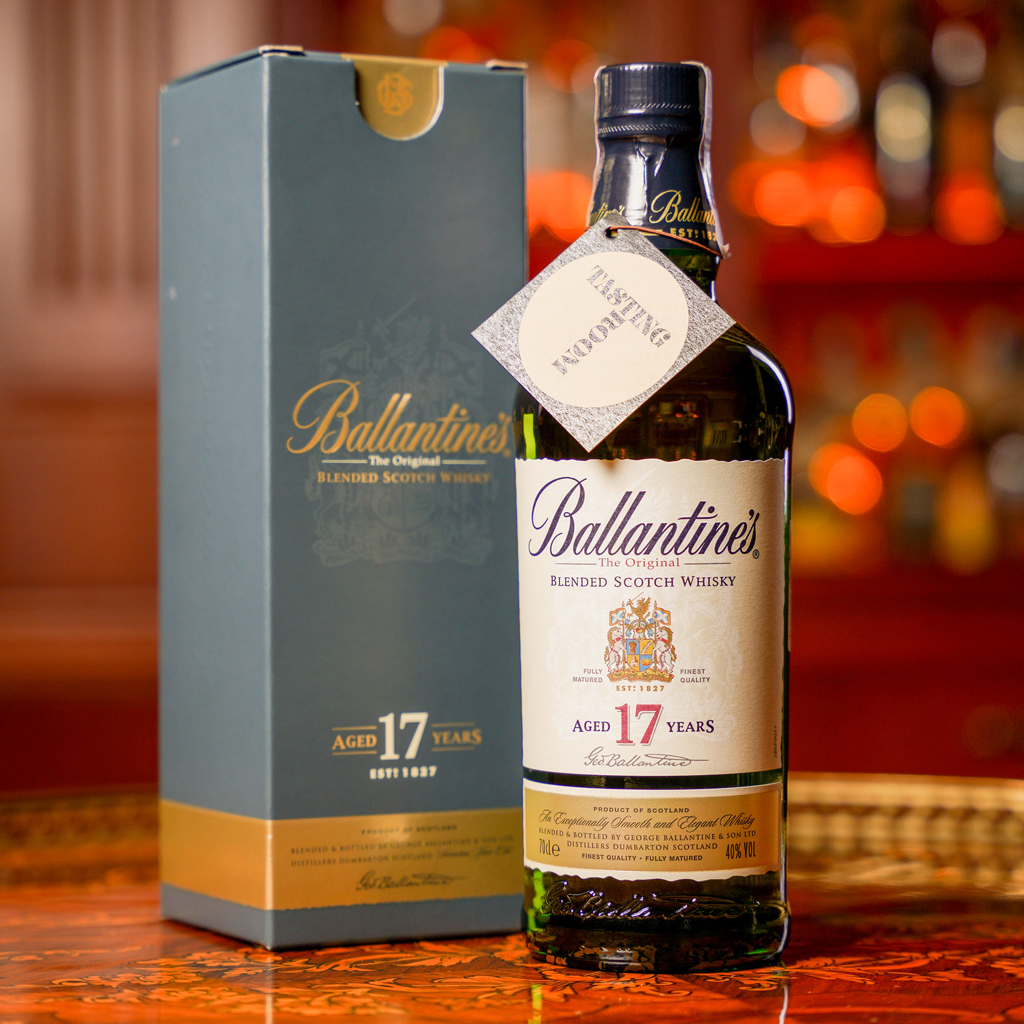 Ballantine's 17 YO /Балантайнс 17 годишен