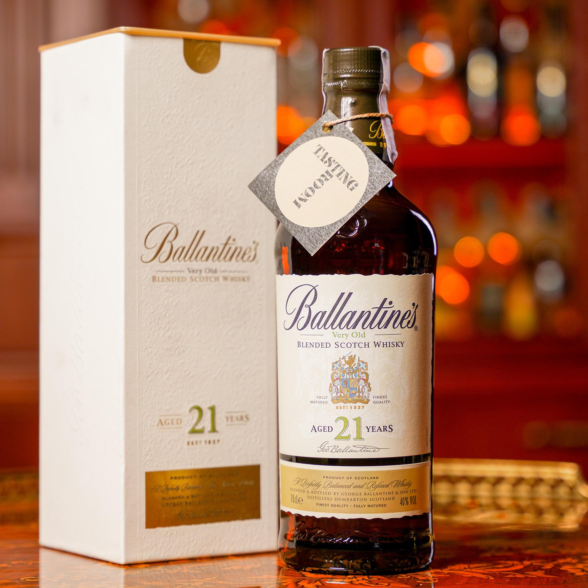 Ballantine's 21 YO /Балантайнс 21 годишен