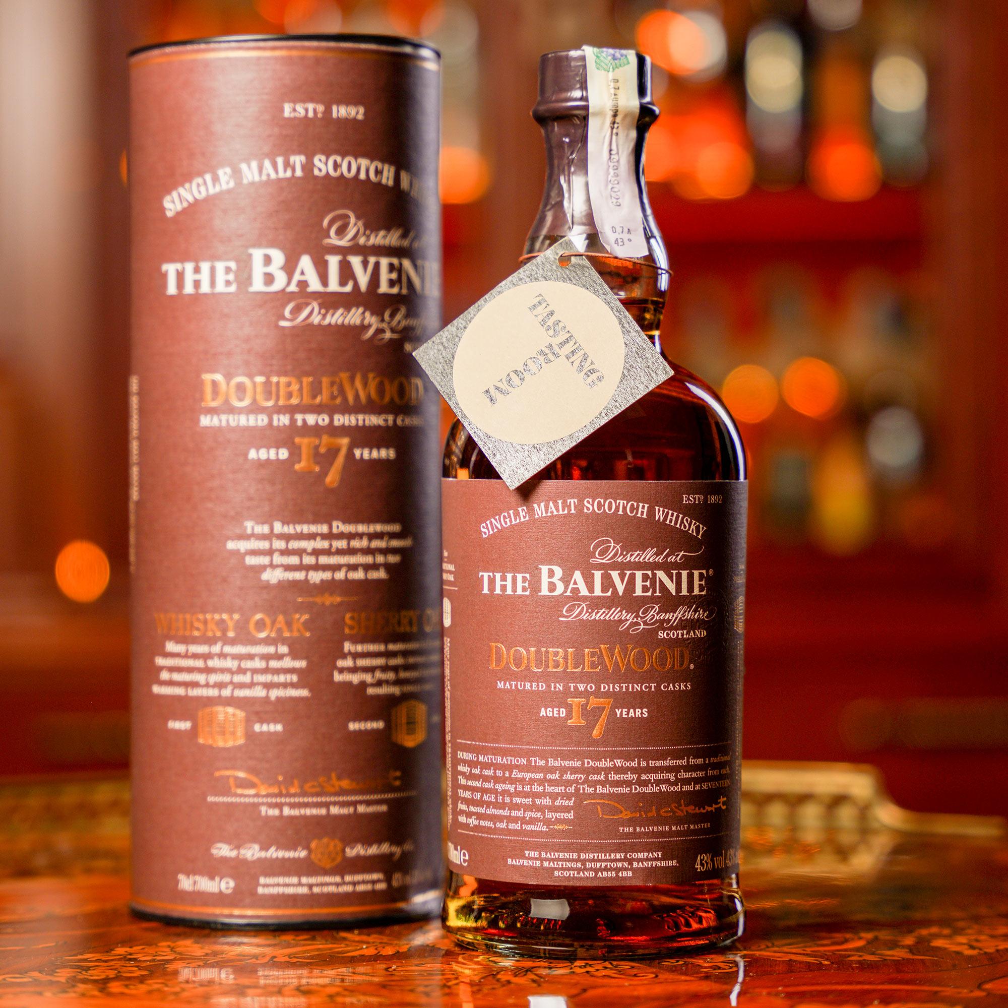 The Balvenie DoubleWood 17 YO /Балвени Дабълууд 17 годишно
