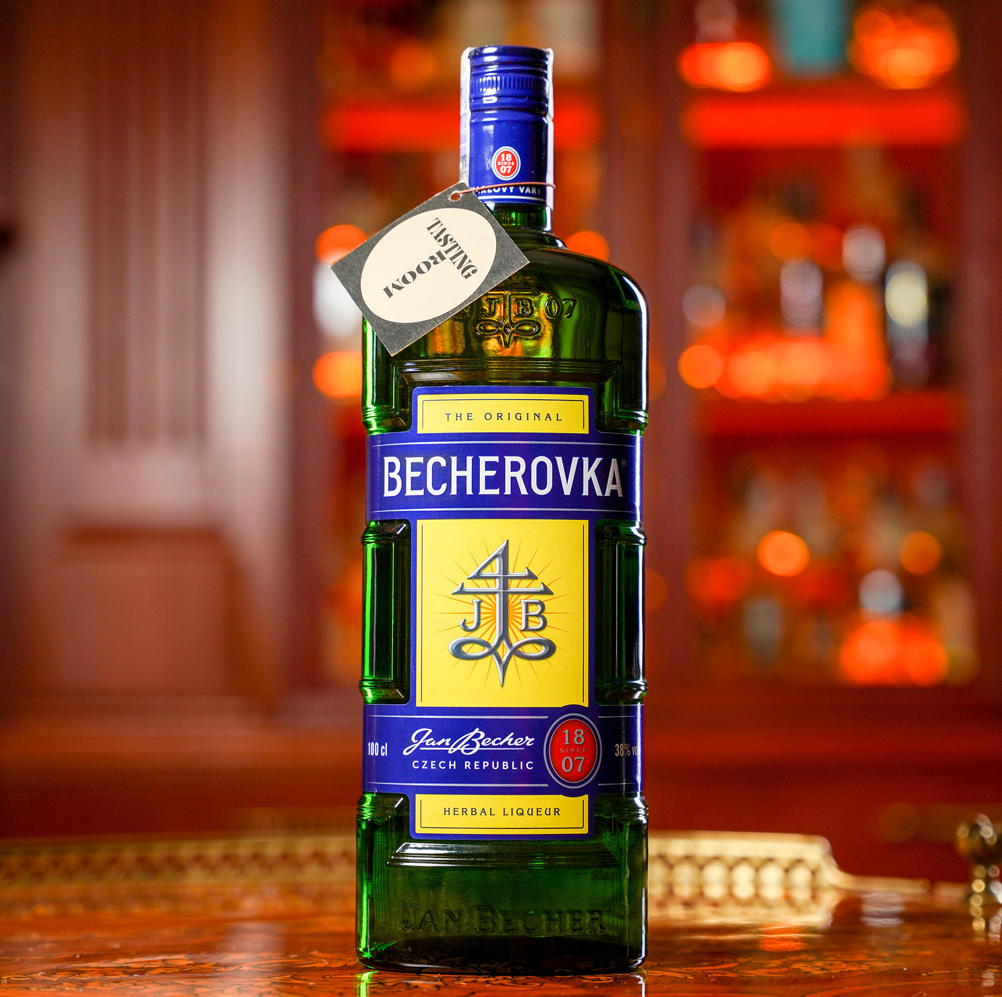 Becherovka /Бехеровка или Бешеровка или Бечеровка