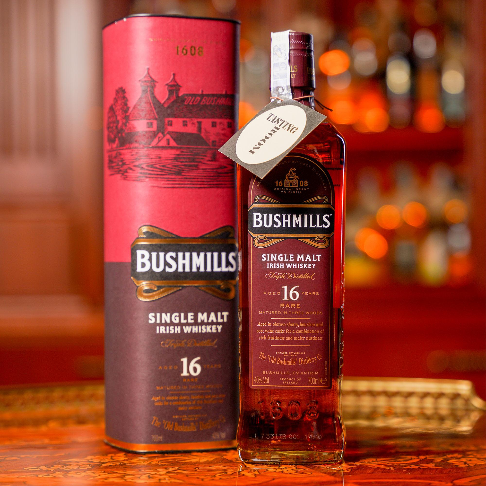 Bushmills 16 YO /Бушмилс 16 годишно