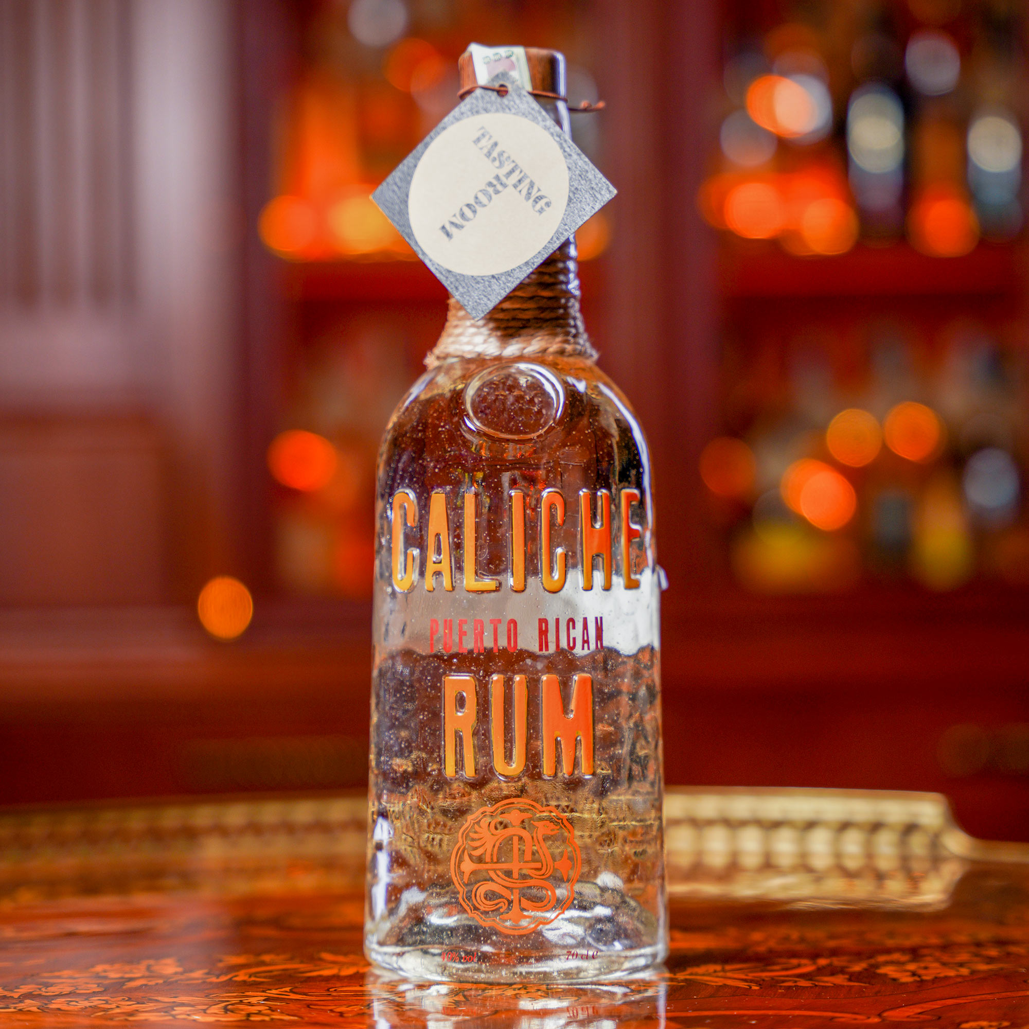 Caliche Rum /Ром Каличе