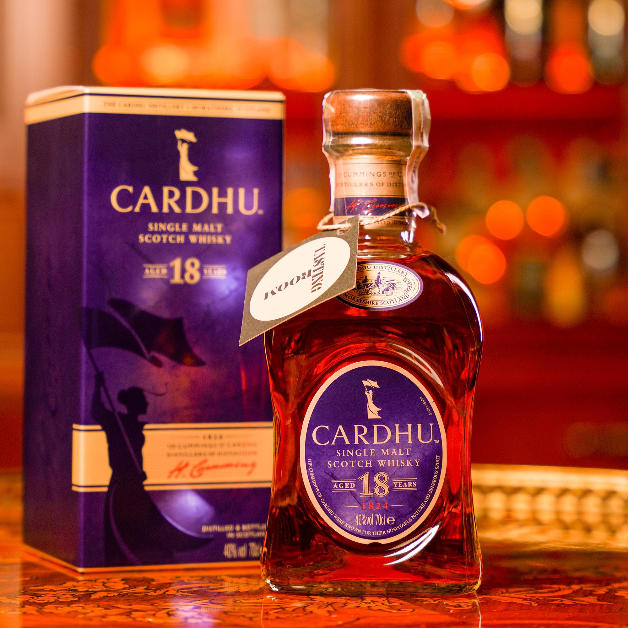 Cardhu 18 YO /Кардю 18 годишно