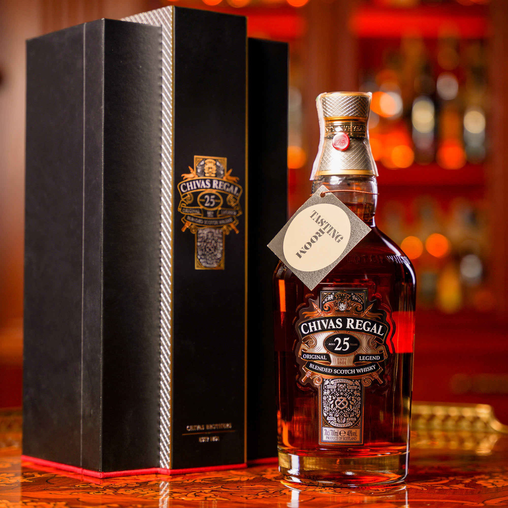 Chivas Regal 25 YO /Чивас Регал 25 годишен