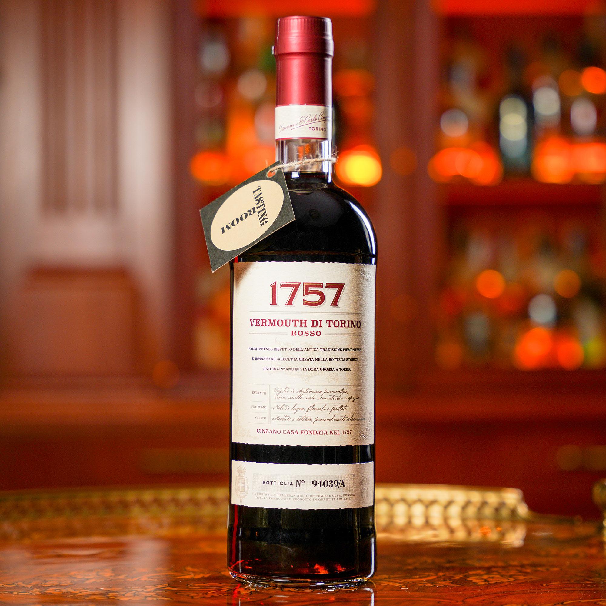 Cinzano 1757 Vermouth di Torino Rosso /Чинцано или Чинзано 1757 Вермут ди Торино Россо