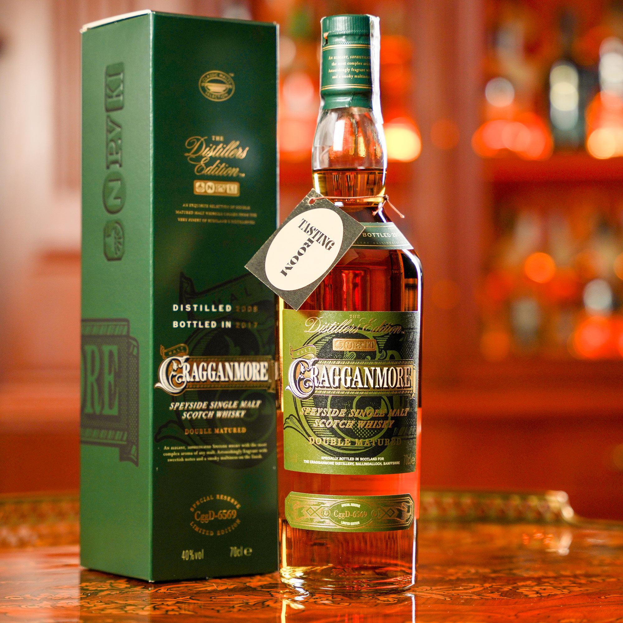 Cragganmore Distillers Edition 2017 /Краганмор Дестилърс Едишън 2017