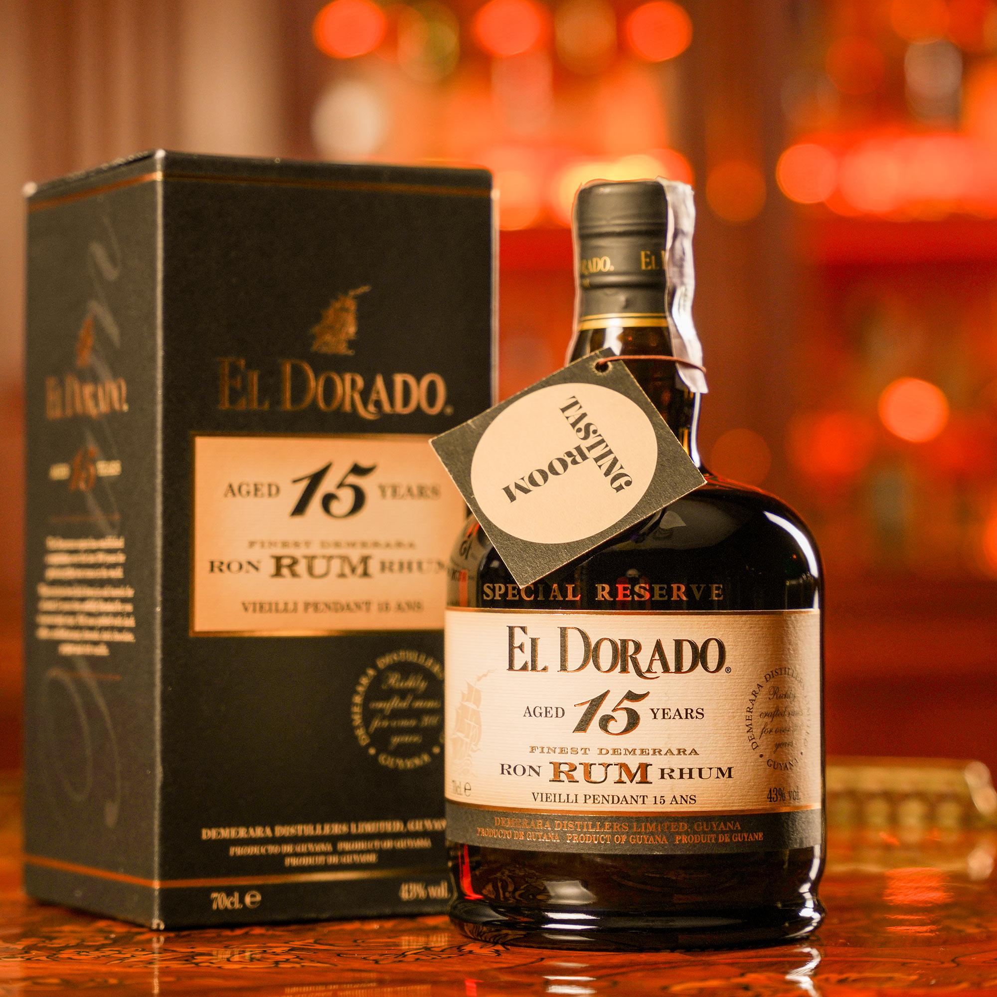 El Dorado 15 YO /Ел Дорадо 15 годишен