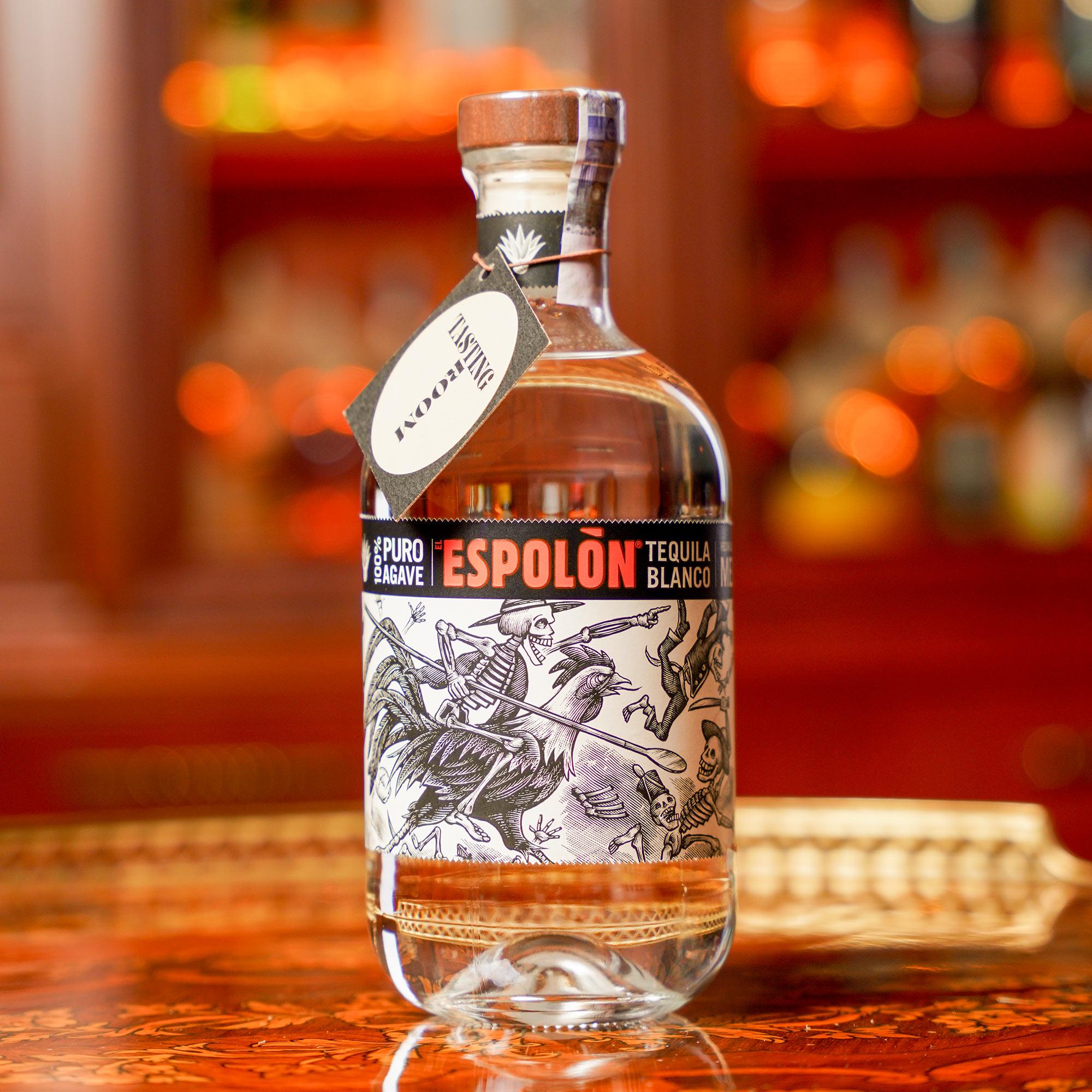 El Espolon Blanco /Ел Есполон Бланко