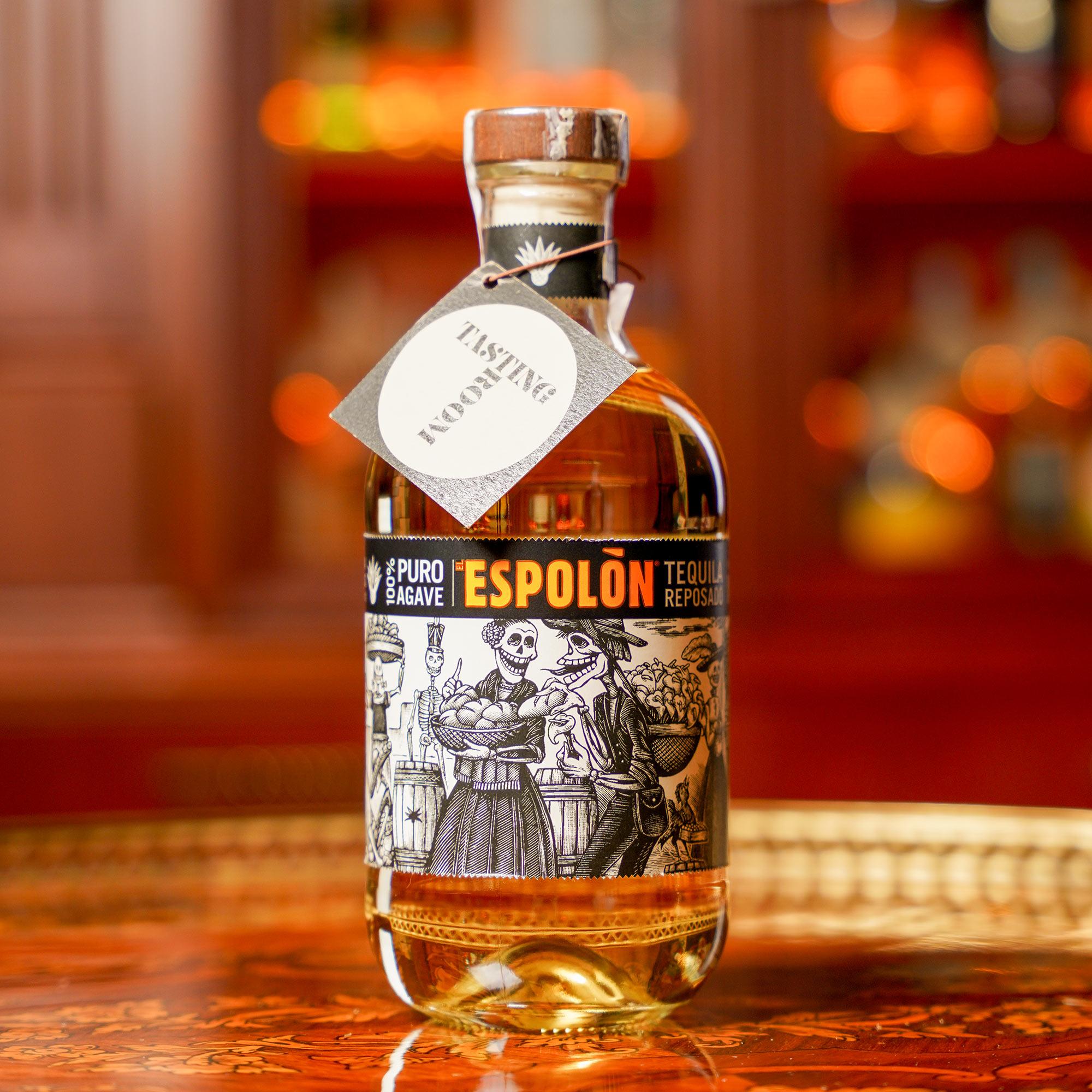 El Espolon Reposado /Ел Есполон Репосадо
