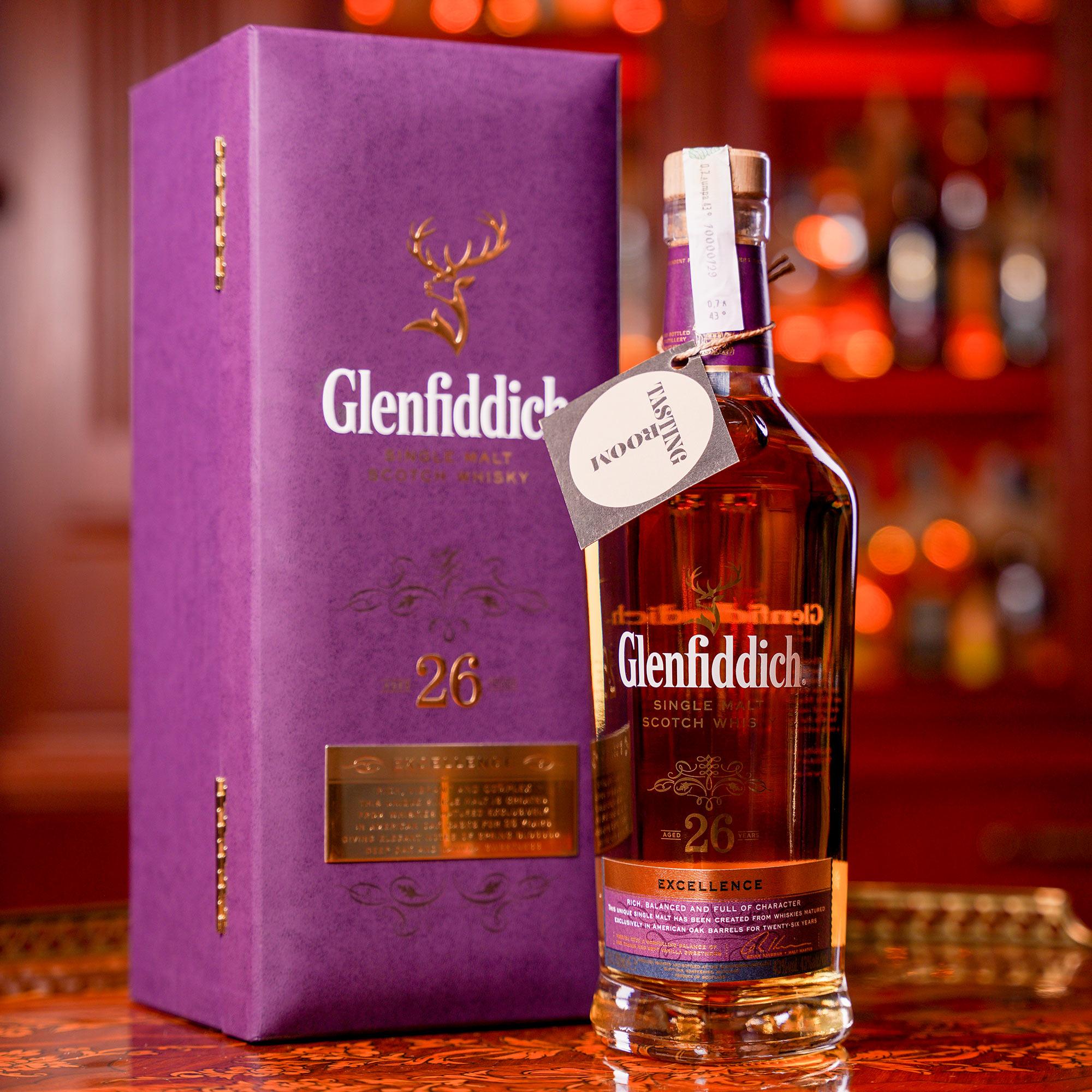 Glenfiddich 26 YO /Гленфидих 26 годишно