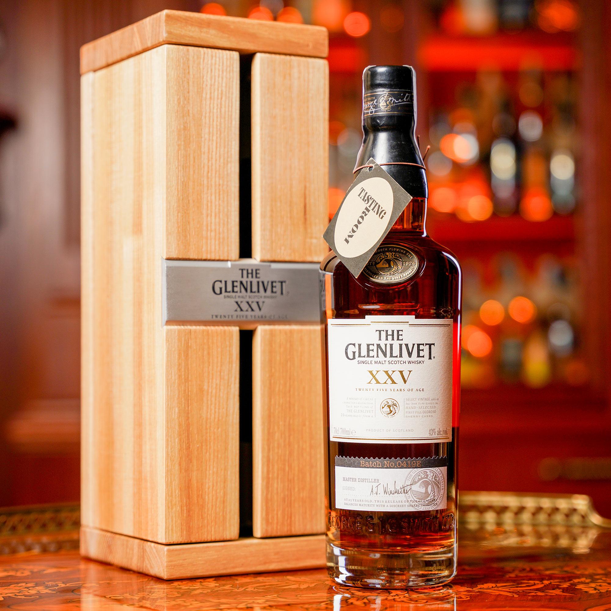 The Glenlivet 25 YO /Гленливет 25 годишен