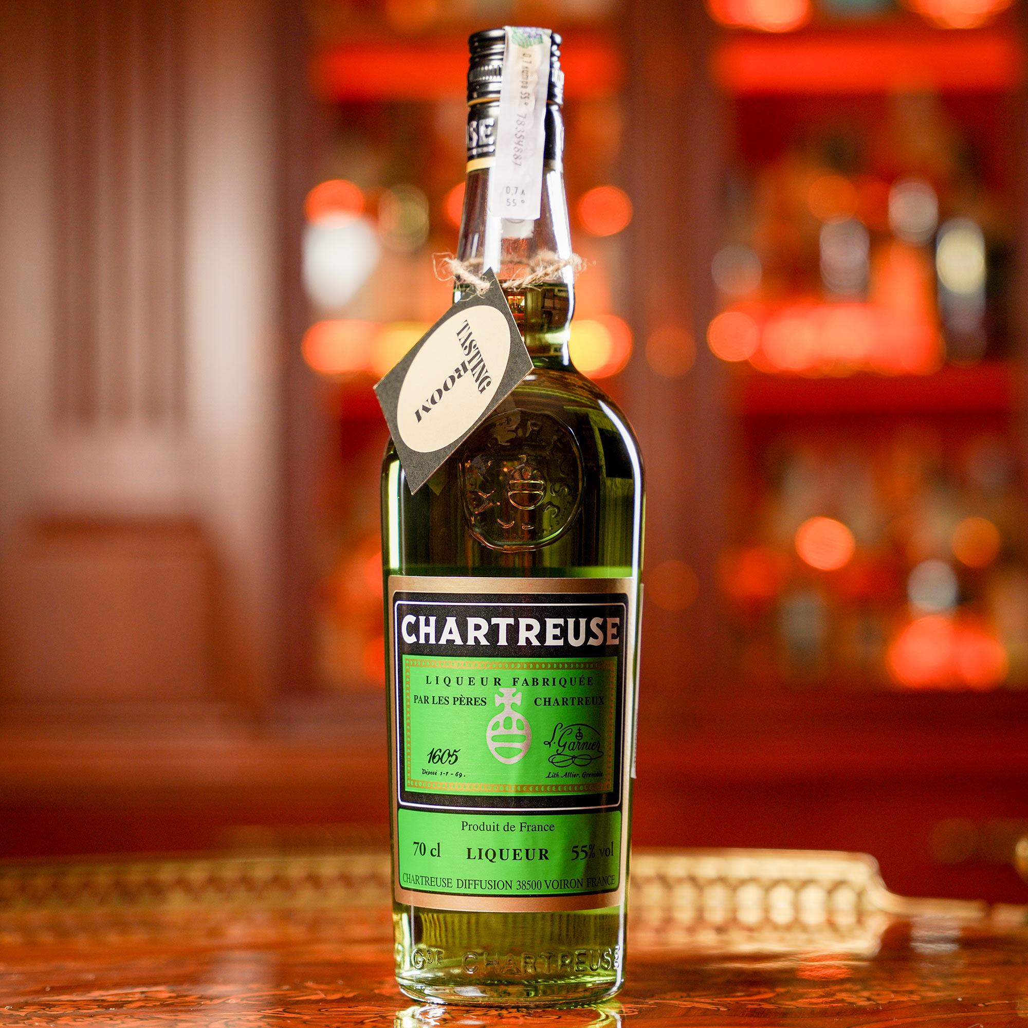Chartreuse Green /Шартрьоз Зелен