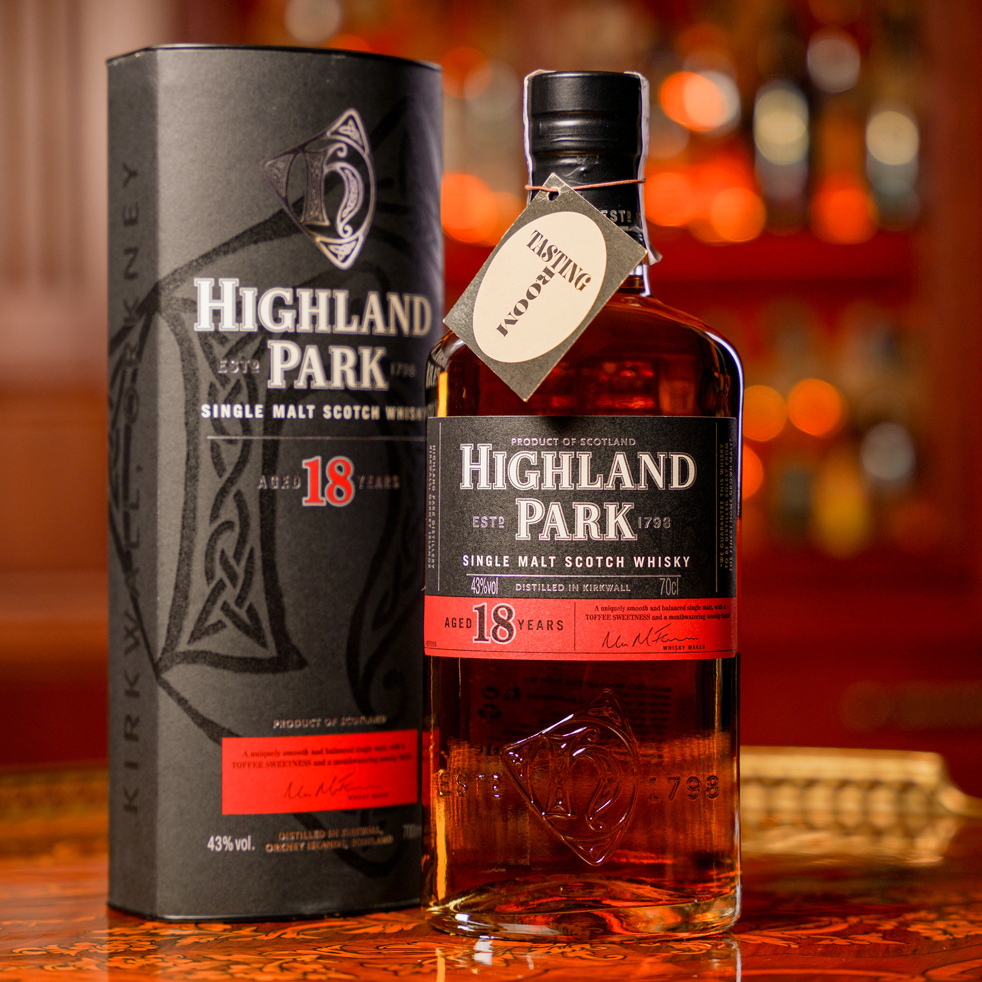 Highland Park 18 YO /Хайленд Парк 18 годишен