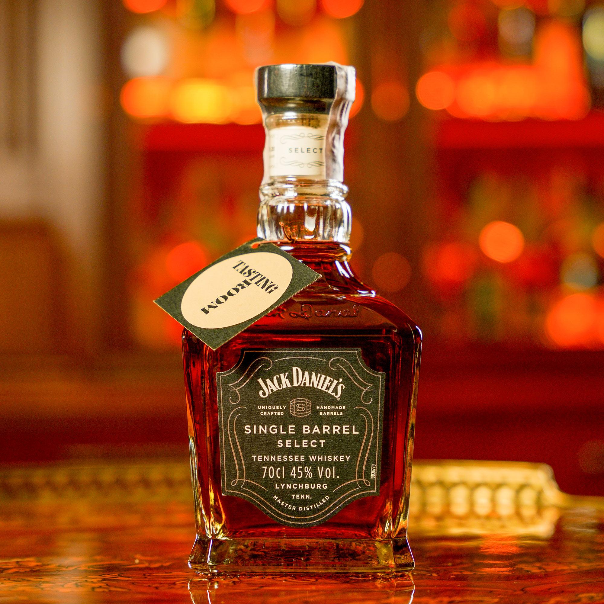 Jack Daniel's Single Barrel /Джак Дениълс Сингъл Барел
