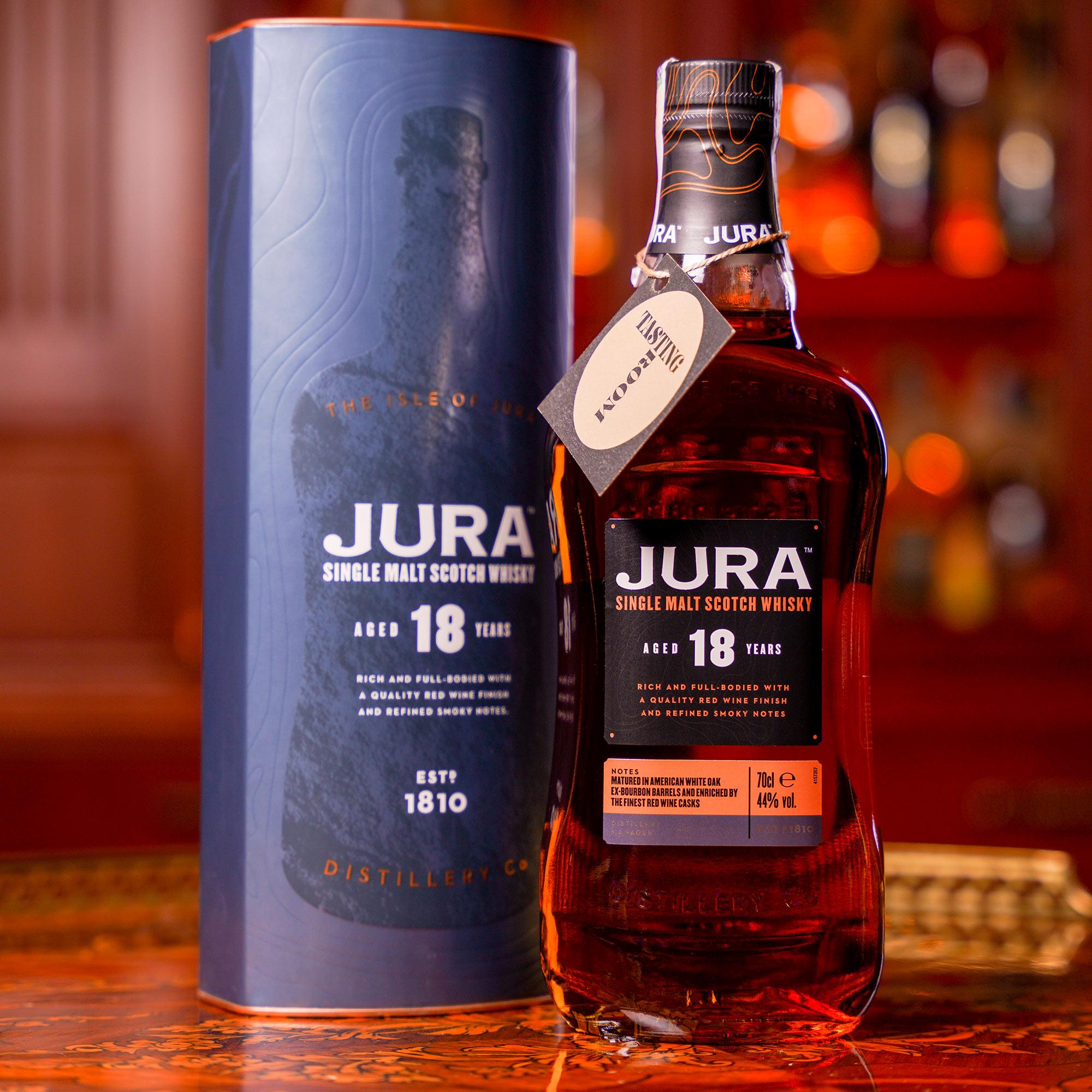 Jura 18 YO /Джура или Джуура 18 годишно