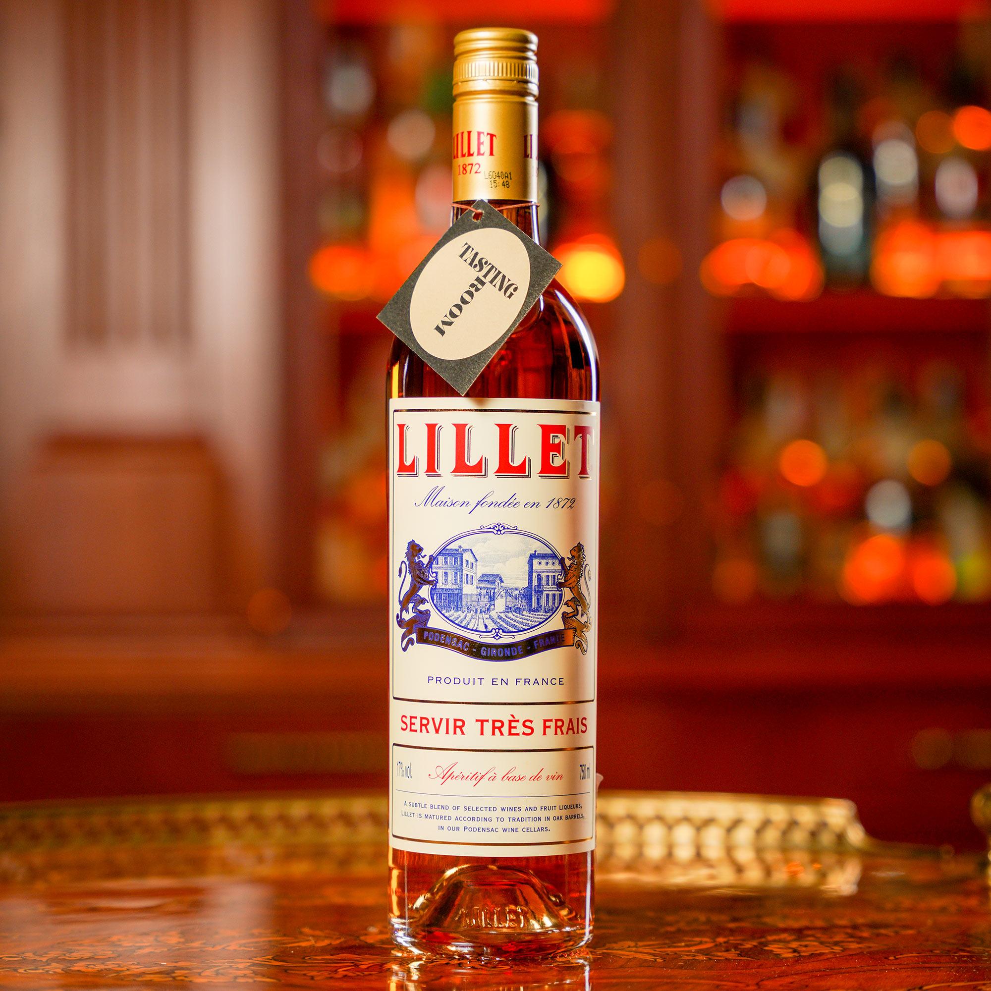 Lillet Rose /Лилле или Лилет Розе