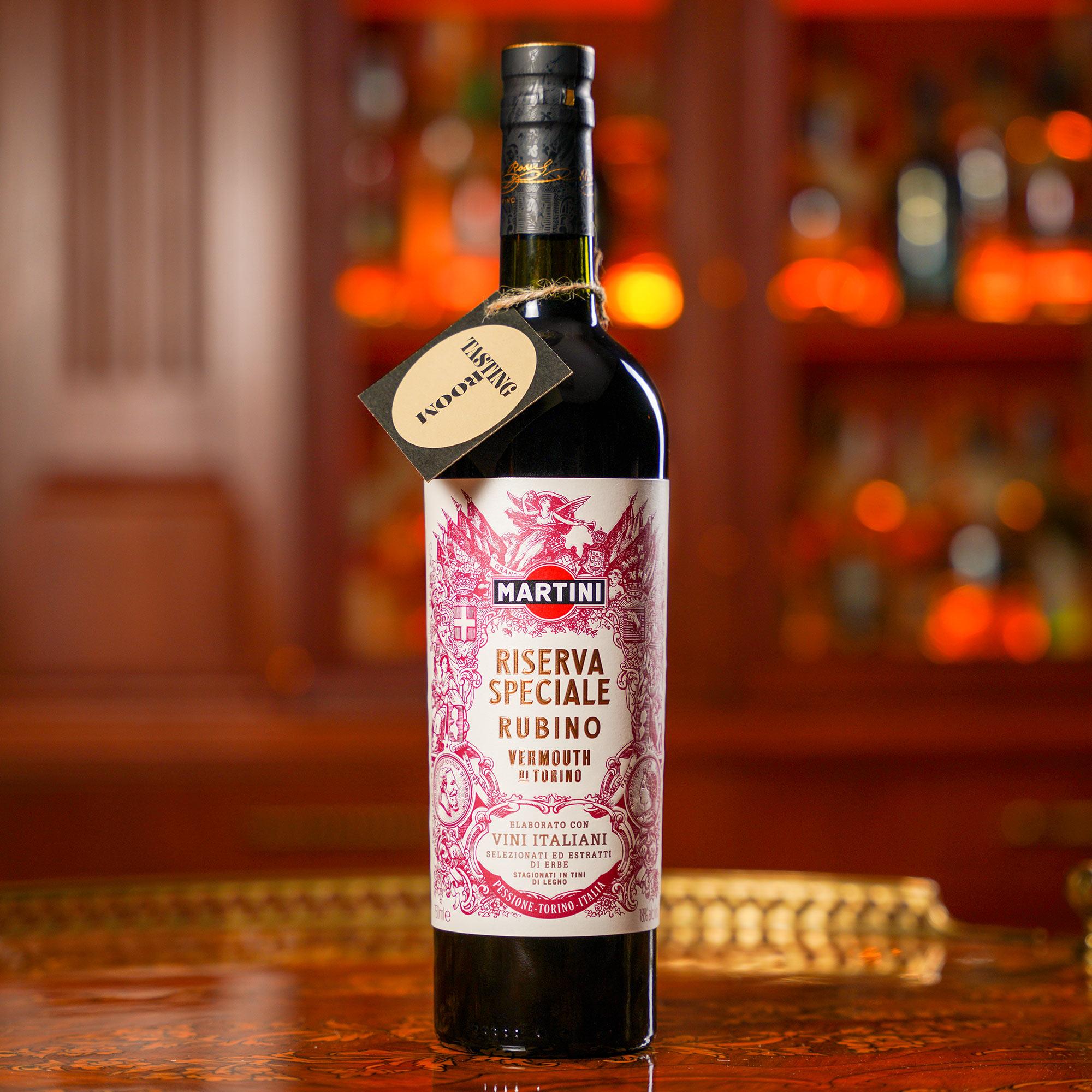 Martini Riserva Speciale Rubino /Мартини Резерва Специале Рубино