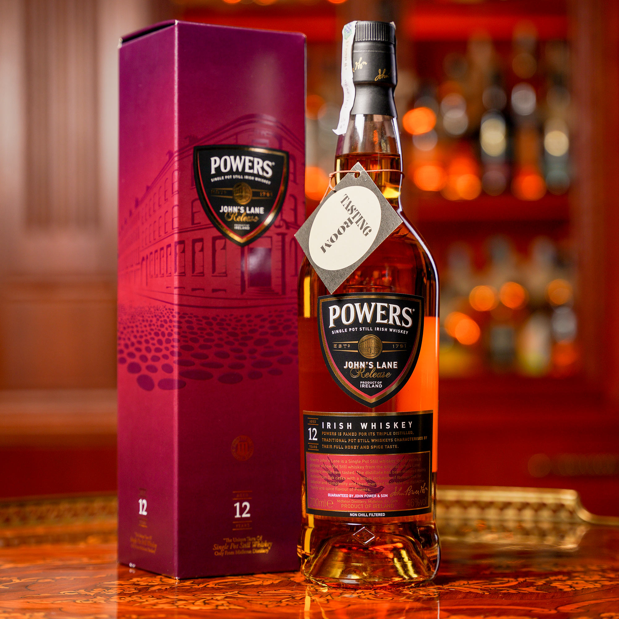 Powers 12 YO John's Lane /Пауърс 12 годишно Джон Лейн