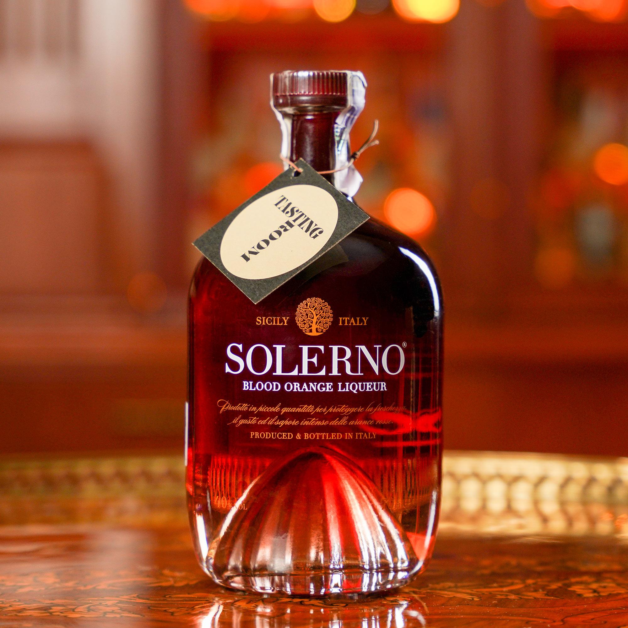 Solerno Blood Orange Liqueur /Солерно Ликьор Кървав Портокал