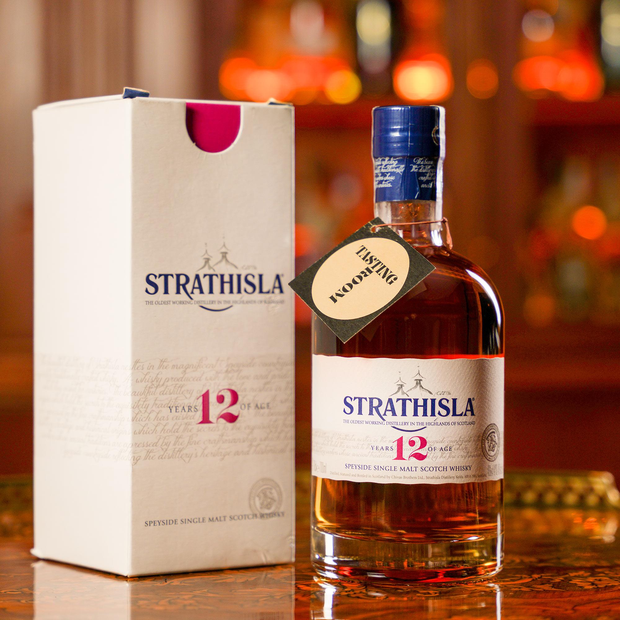 Strathisla 12 YO /Стратайла 12 годишно