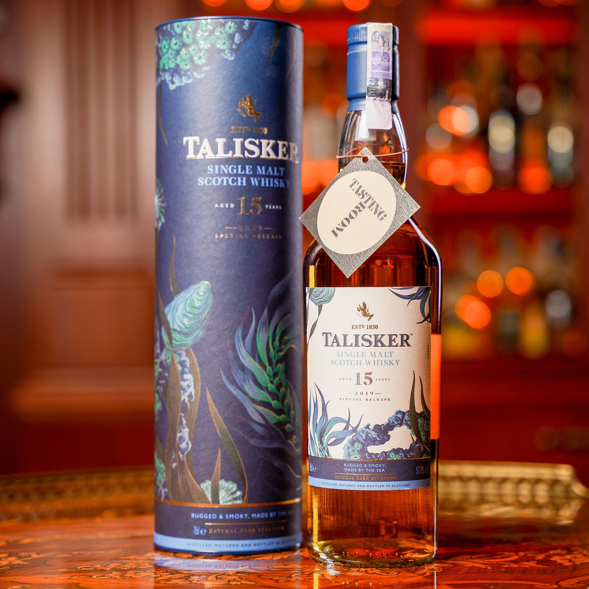 Talisker 15 YO Special Release 2019 /Талискър или Талискер 15 годишен Специално Издание 2019