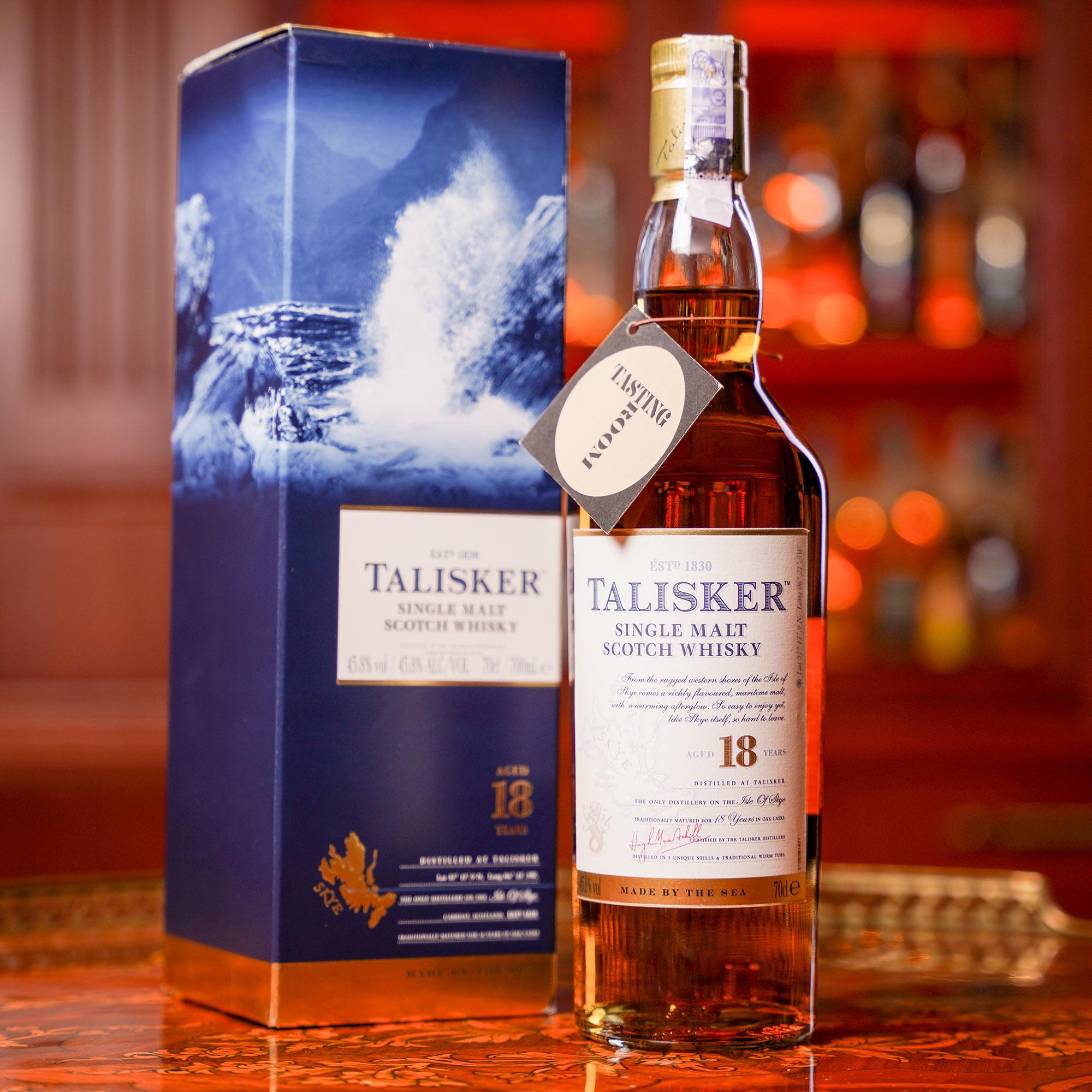 Talisker 18 YO /Талискер или Талискър 18 годишен