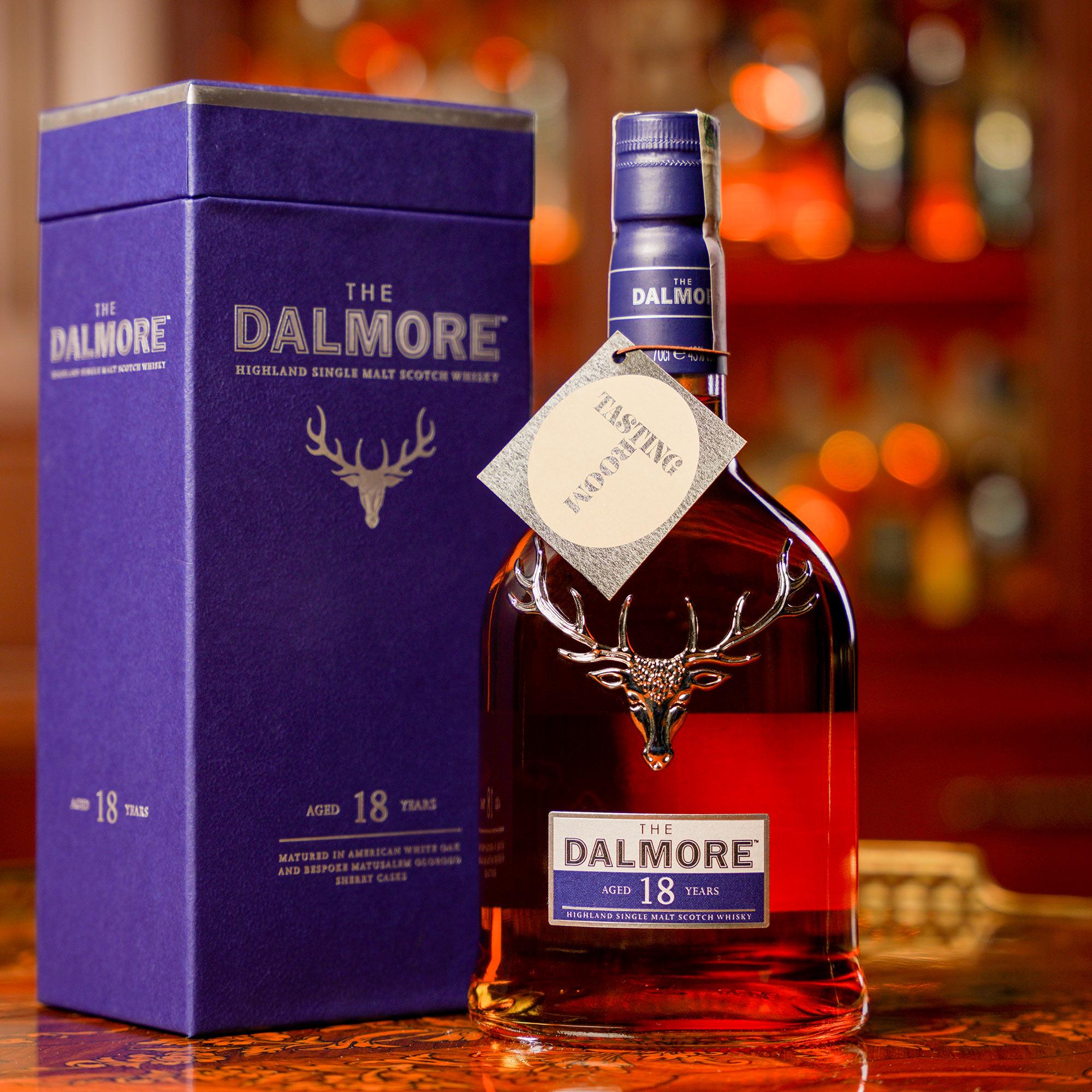 The Dalmore 18 YO /Далмор 18 годишен