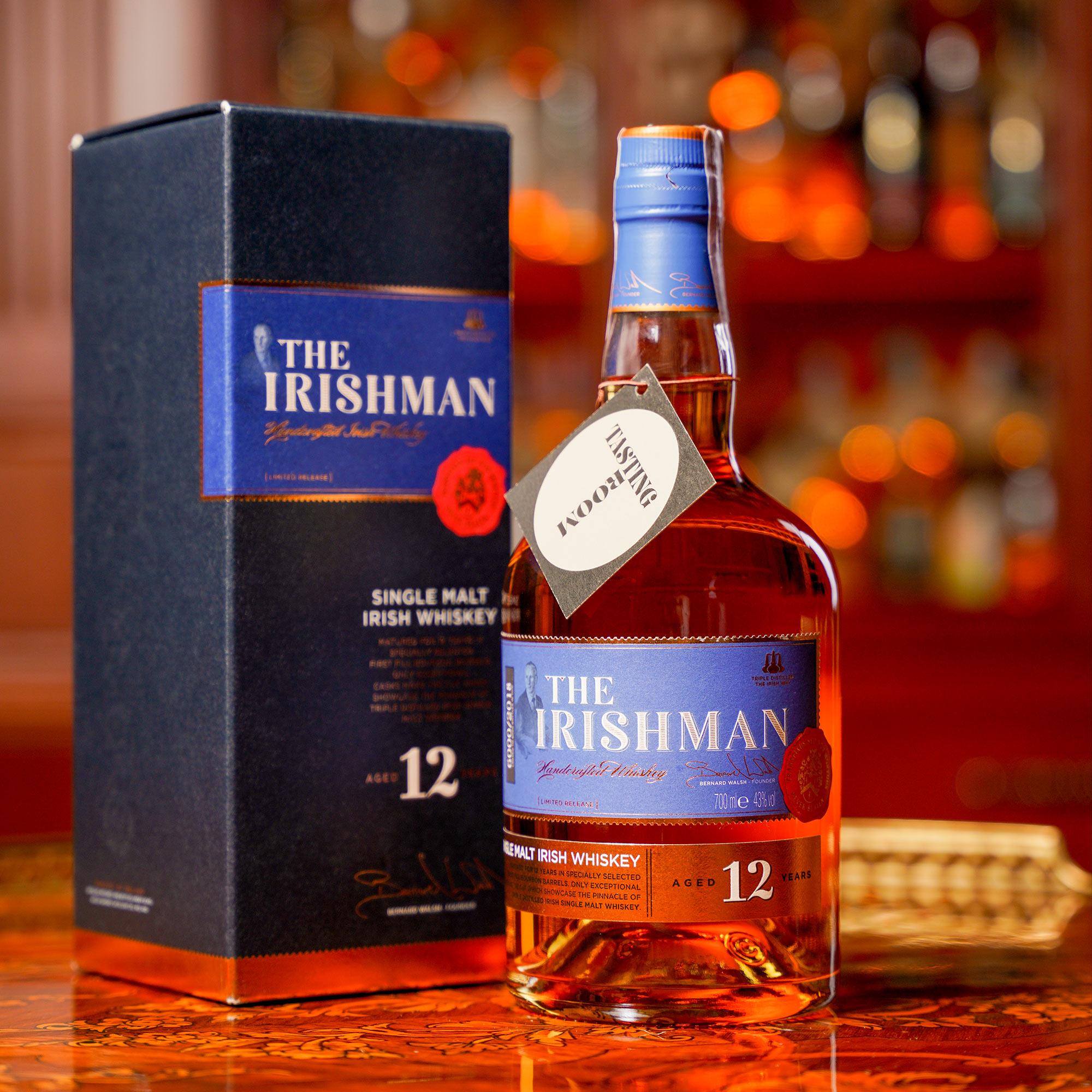 The Irishman 12 YO /Айришман 12 годишен