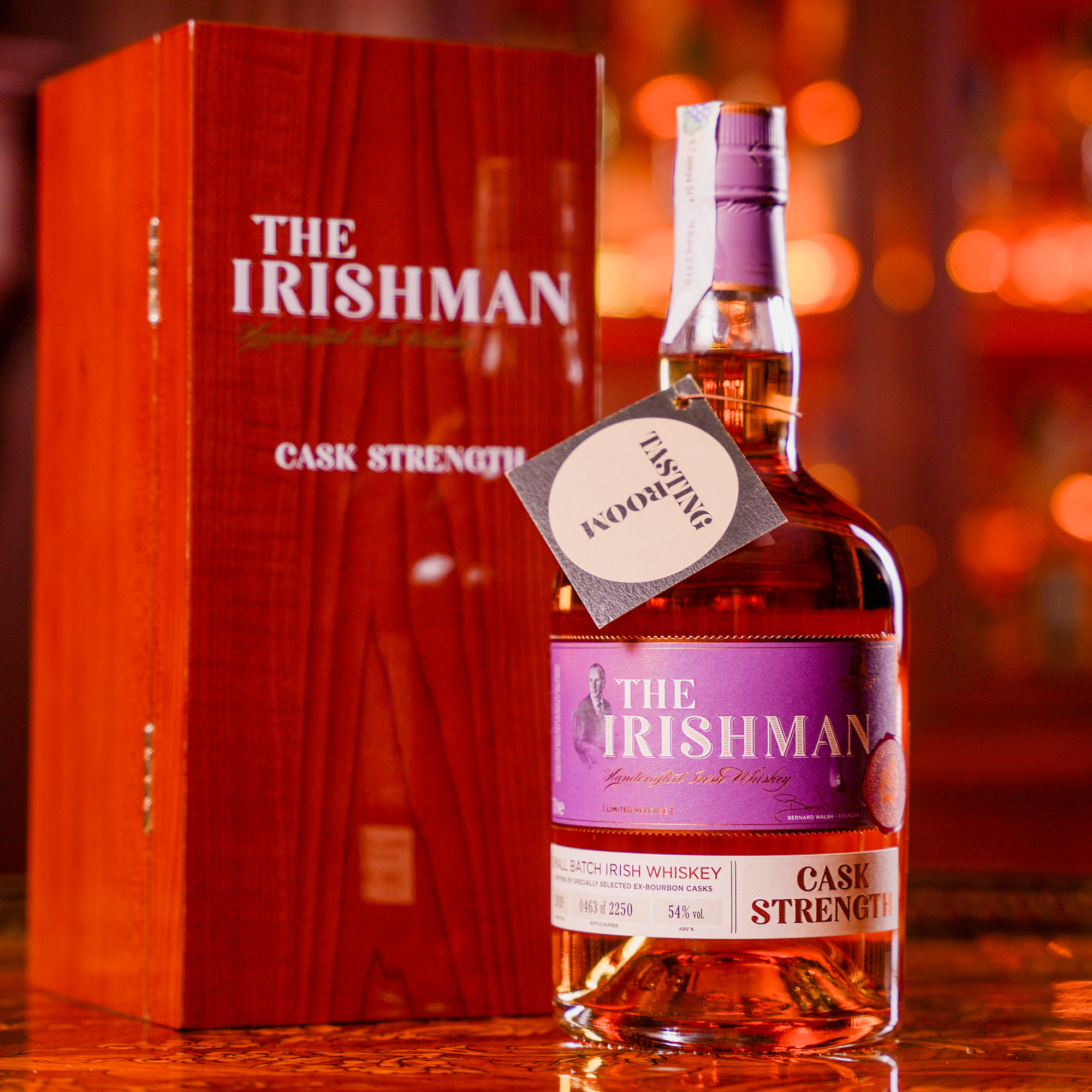 The Irishman Cask Strength /Дъ Айришман или Дъ Айришмен, Айришман или Айришмен Каск Стренгт