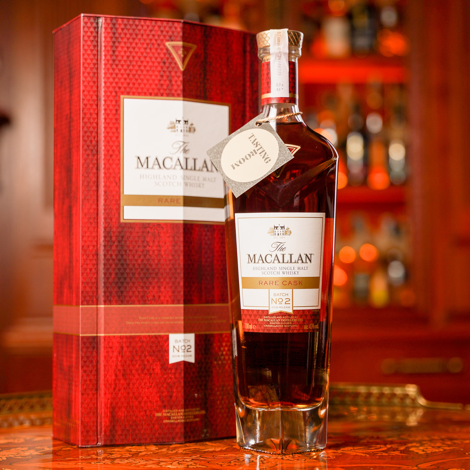 The Macallan Rare Cask Batch No 2 / Макалън Реър Каск