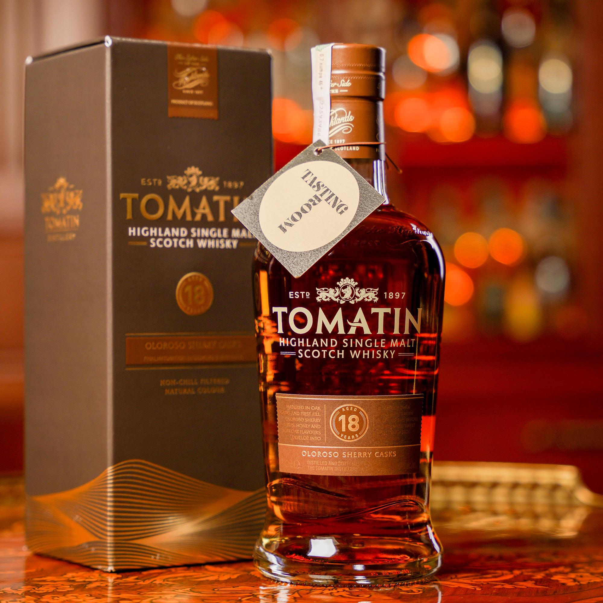 Tomatin 18 YO /Томатин 18 годишен