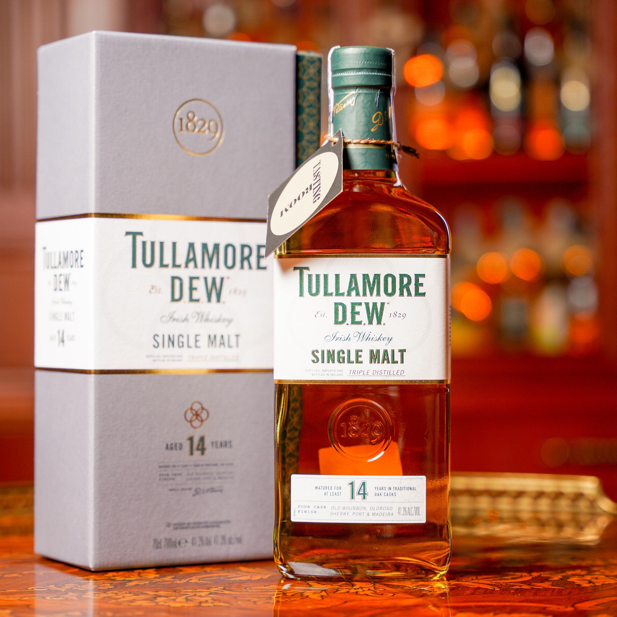 Tullamore DEW 14 YO /Тюламор Дю 14 годишен