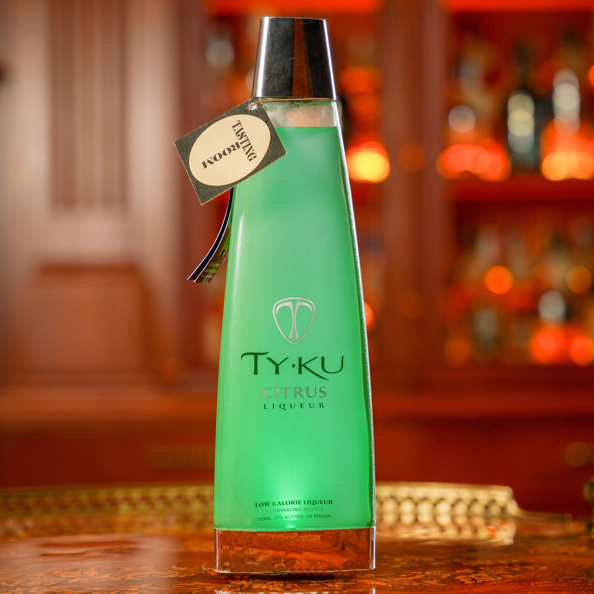 Ty-Ku Japanese Citrus Liqueur /Тай Кю или Тай Ку Японски Цитрусов Ликьор
