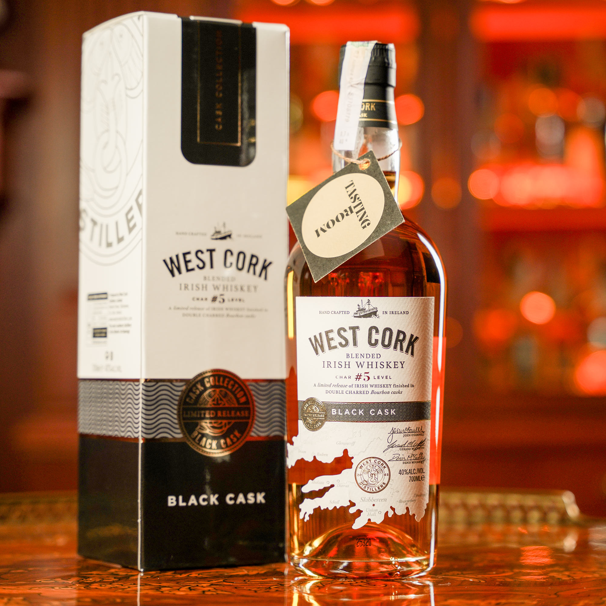 West Cork Black Cask /Уест Корк Блек Каск