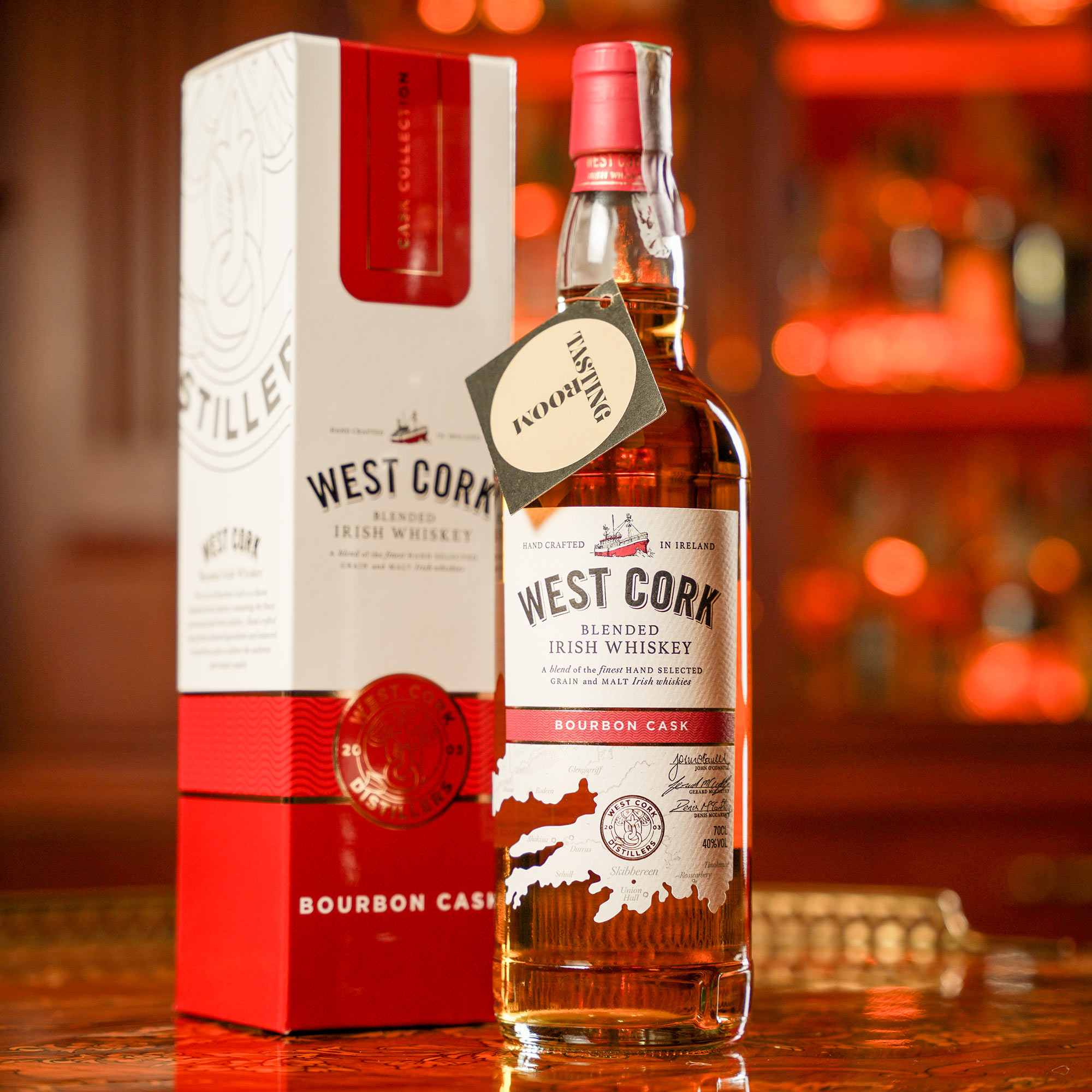 West Cork Bourbon Cask /Уест Корк Бърбън Каск