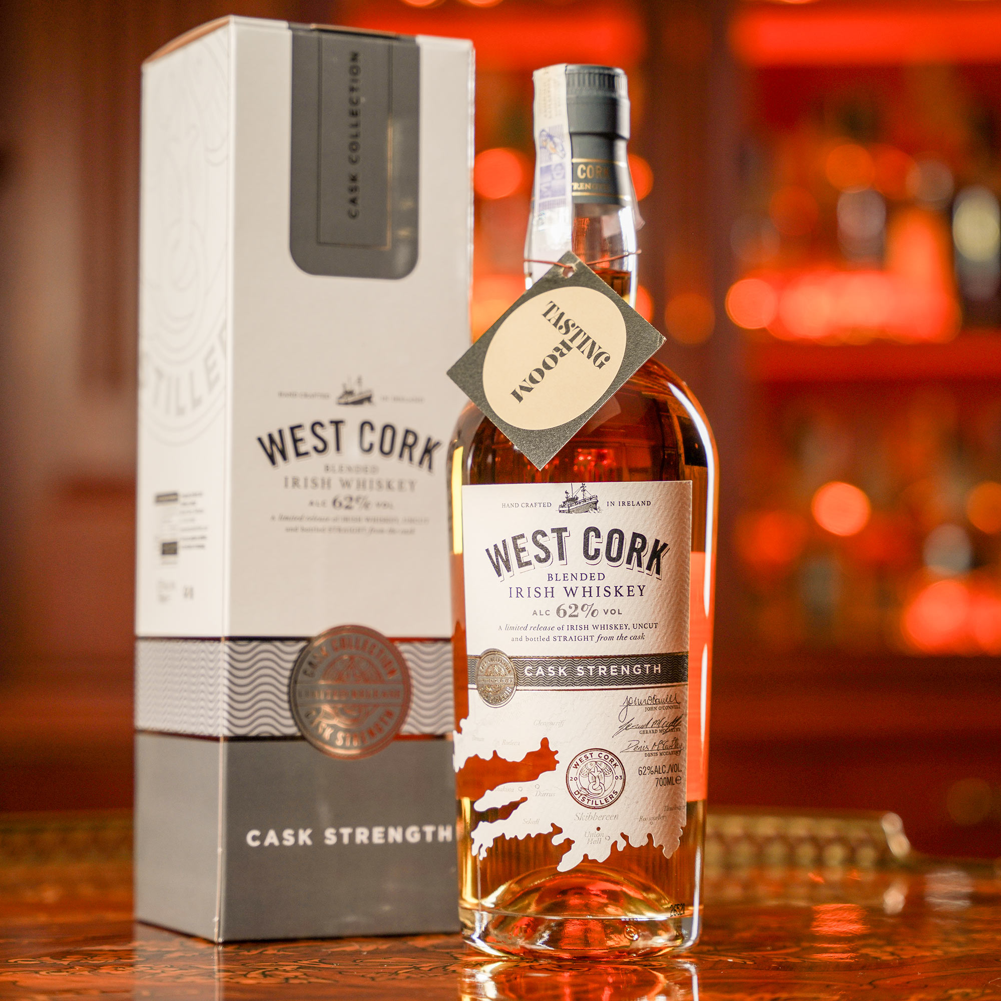 West Cork Cask Strength /Уест Корк Каск Стренгт