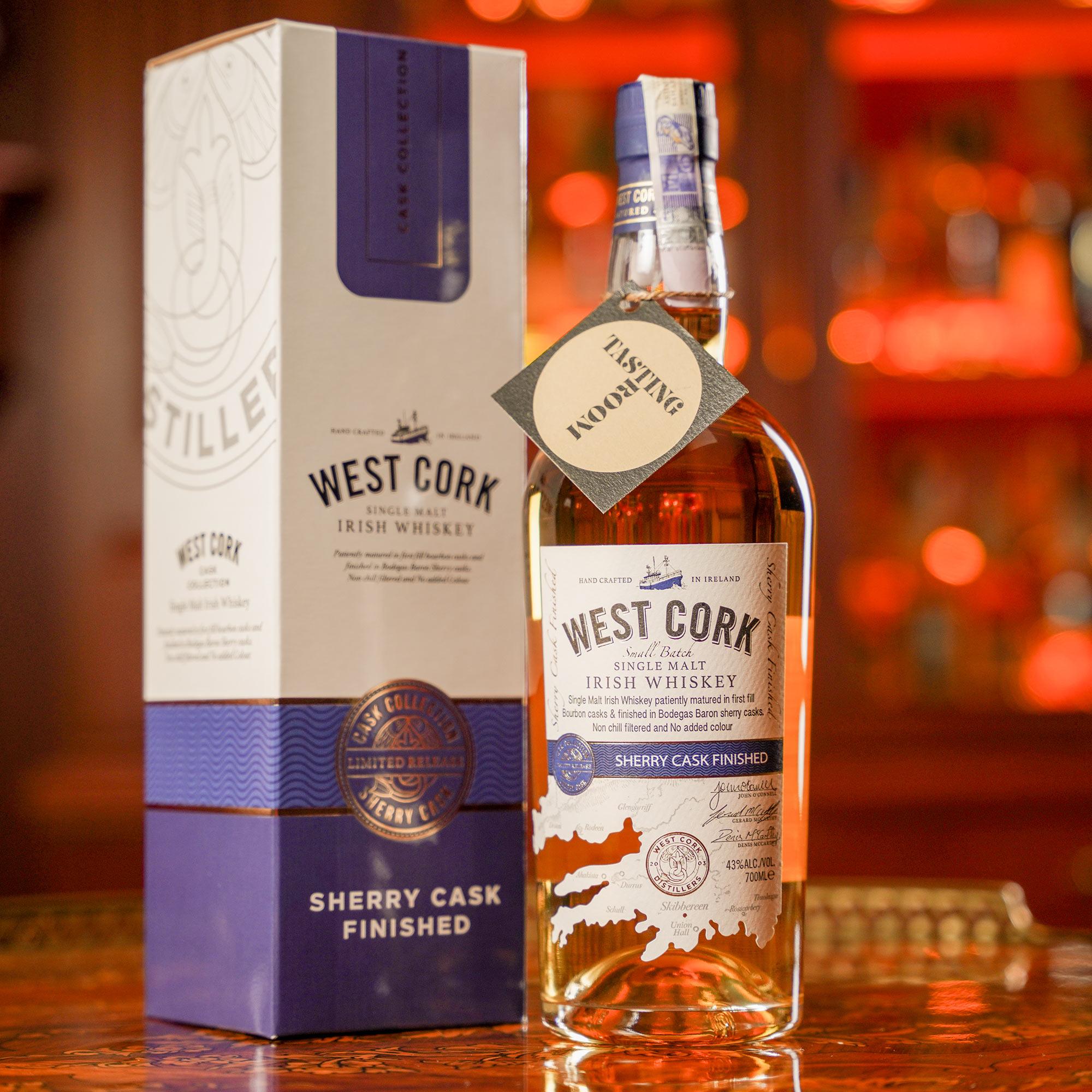 West Cork Sherry Cask Finished /Уест Корк Шери Каск Финиш