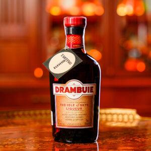 Drambuie Whisky and Honey Liqueur /Драмбюи или Драмбуие Уиски и Мед Ликьор