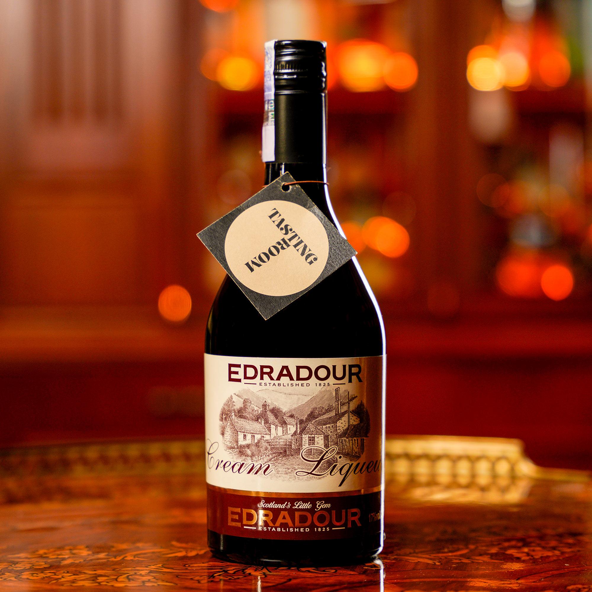 Edradour Cream Liqueur /Едрадур или Едрадоуер или Едрадор Крем Ликьор