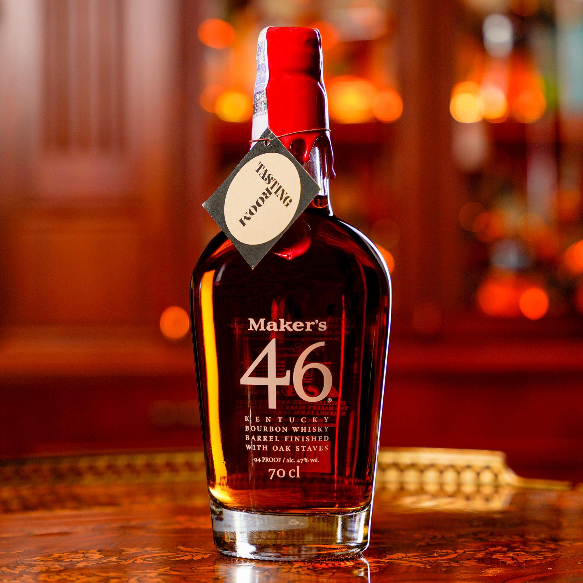 Maker's Mark 46 Bourbon /Мейкърс Марк 46 Бърбън