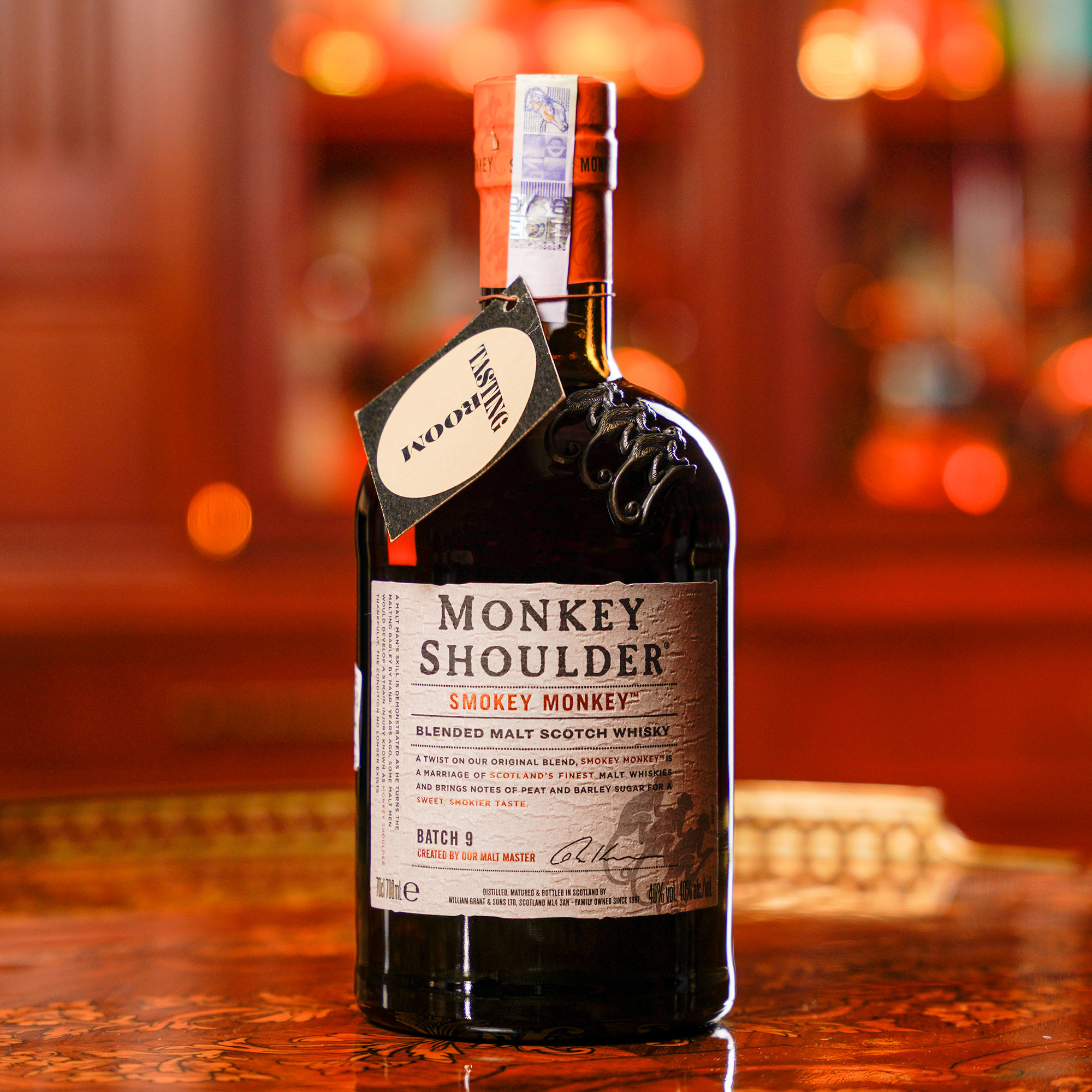 Monkey Shoulder Smokey Monkey /Мънки Шоулдър Смоки Мънки