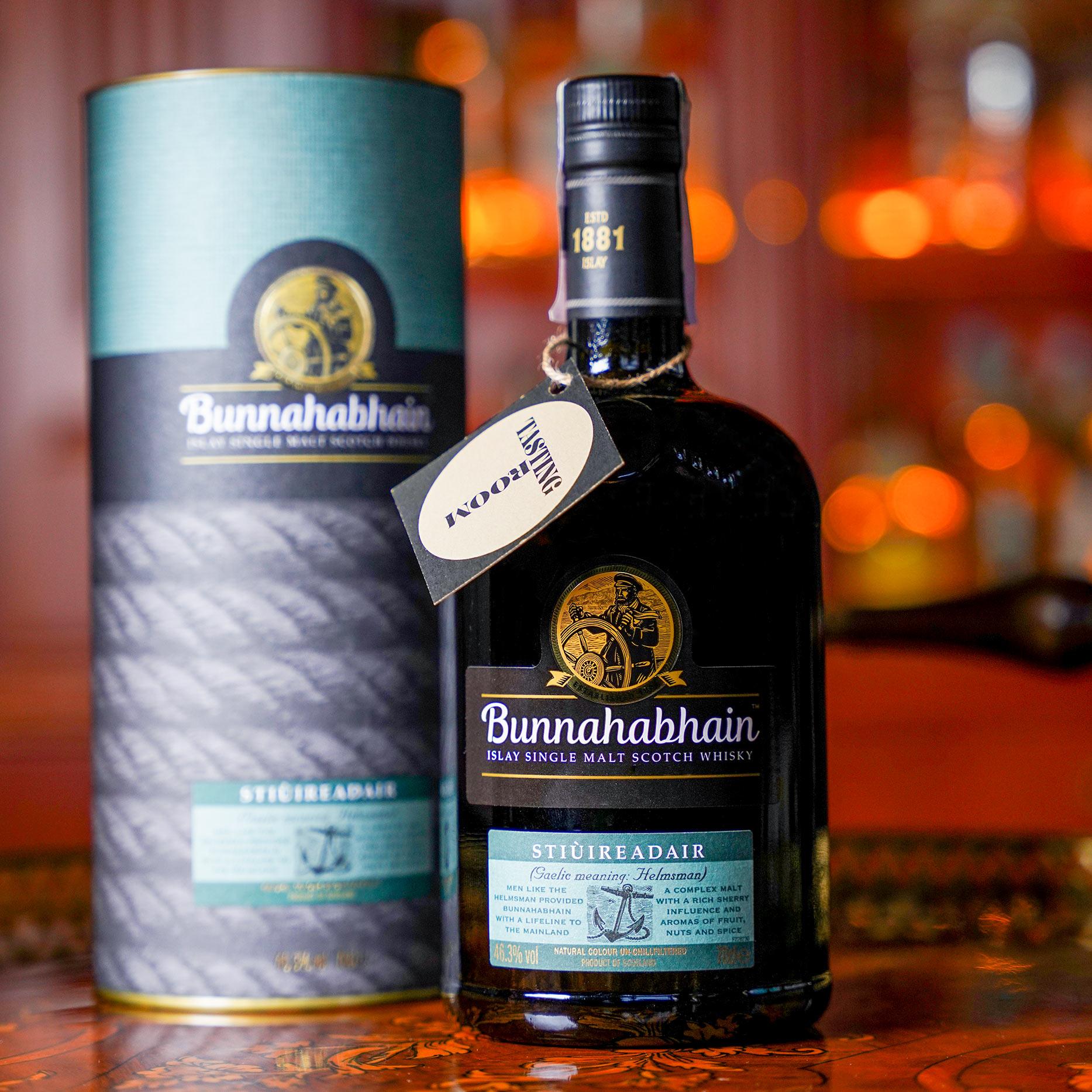 Bunnahabhain Stiuireadair / Бунахабън Стю-Радур или Кормчия