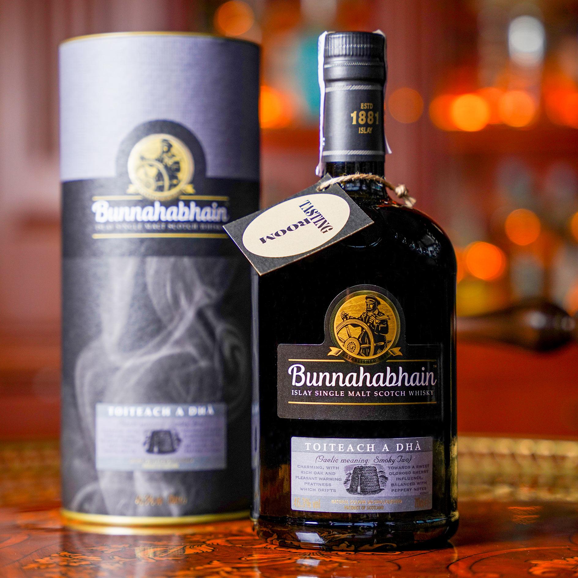Bunnahabhain Toiteach a Dhà /Бунахабън Тойчах A Да