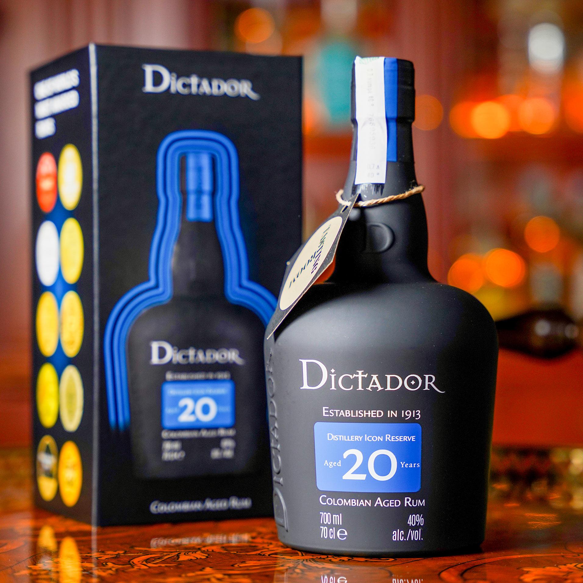 Dictador 20 YO /Диктадор 20 годишен