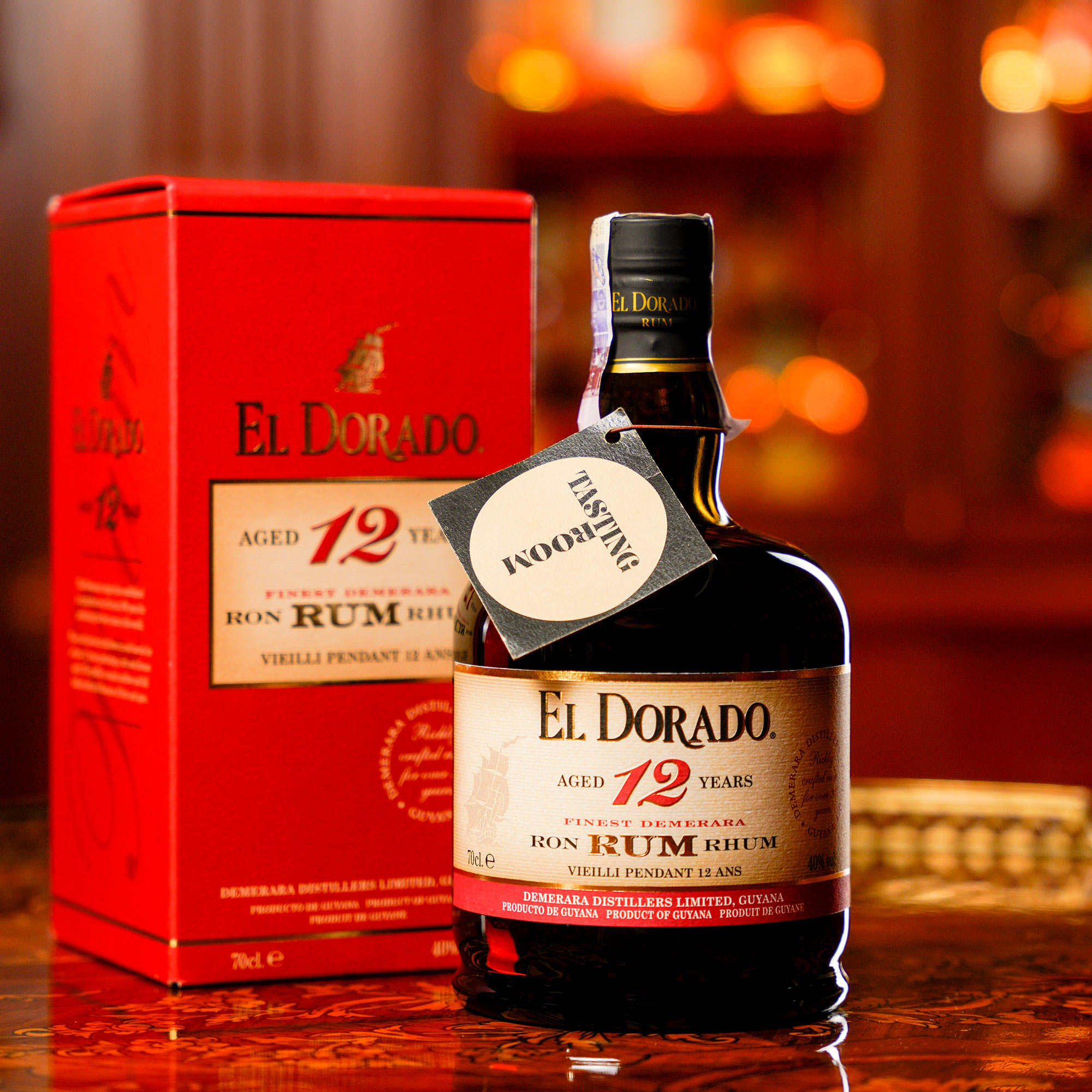 El Dorado 12 YO /Ел Дорадо 12 годишно