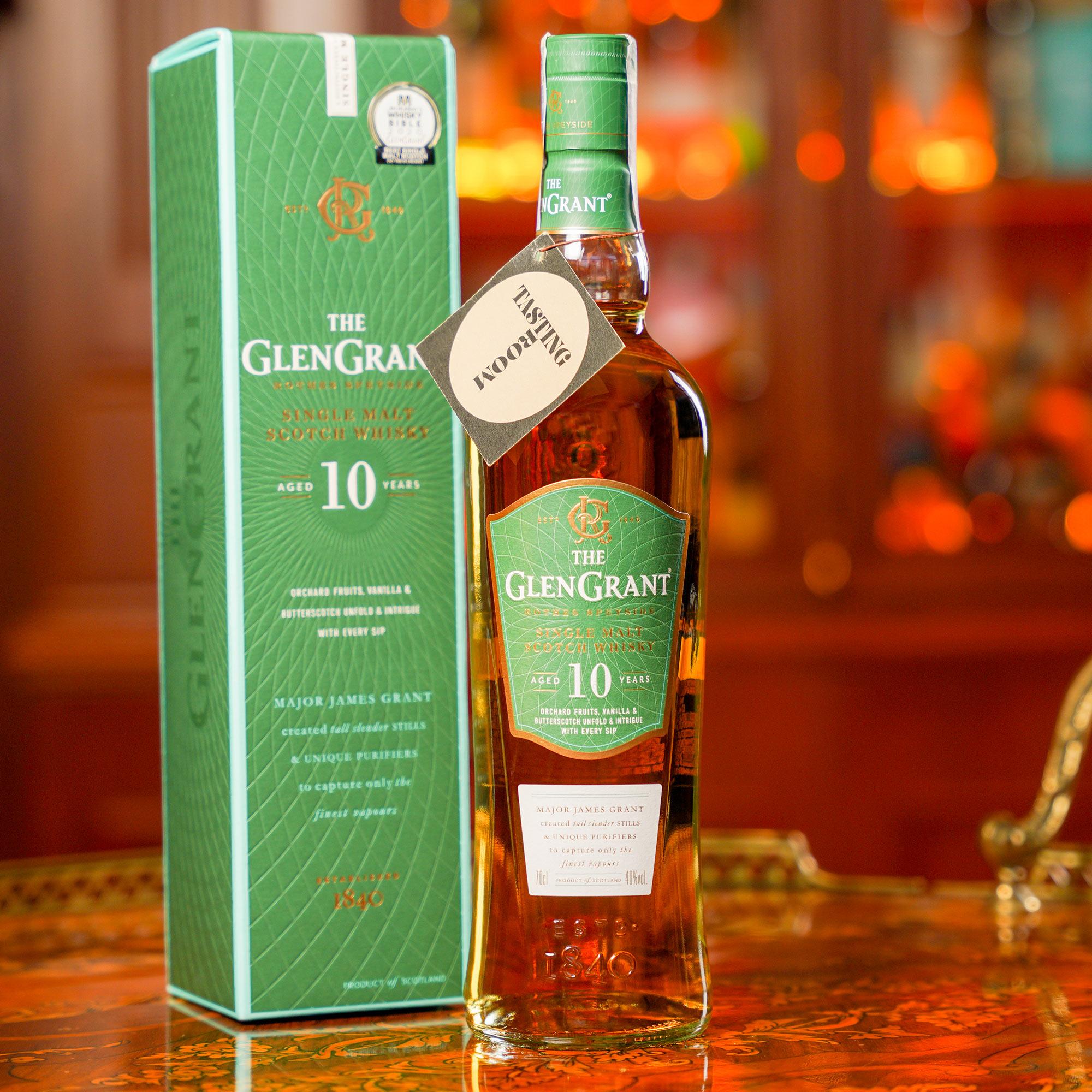 The Glen Grant 10 YO /Глен Грант 10 годишен
