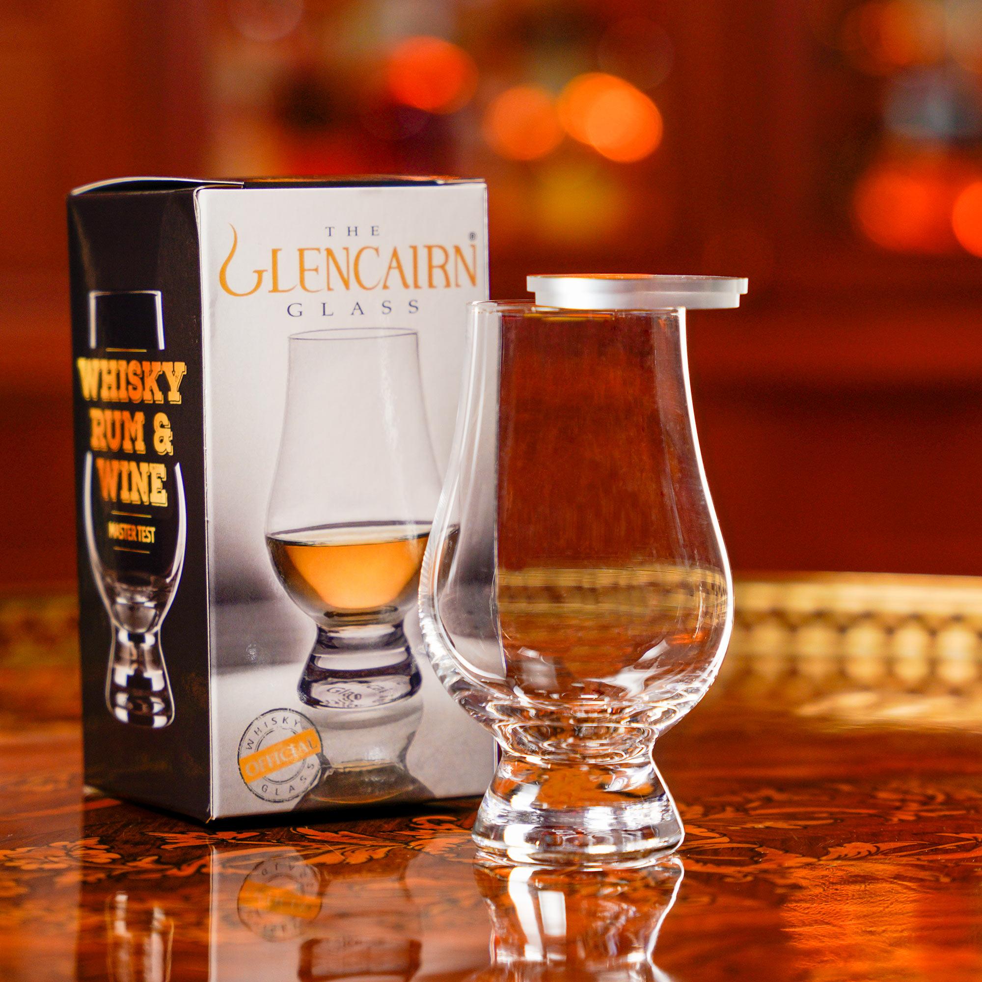 Чаша Glencairn с капаче