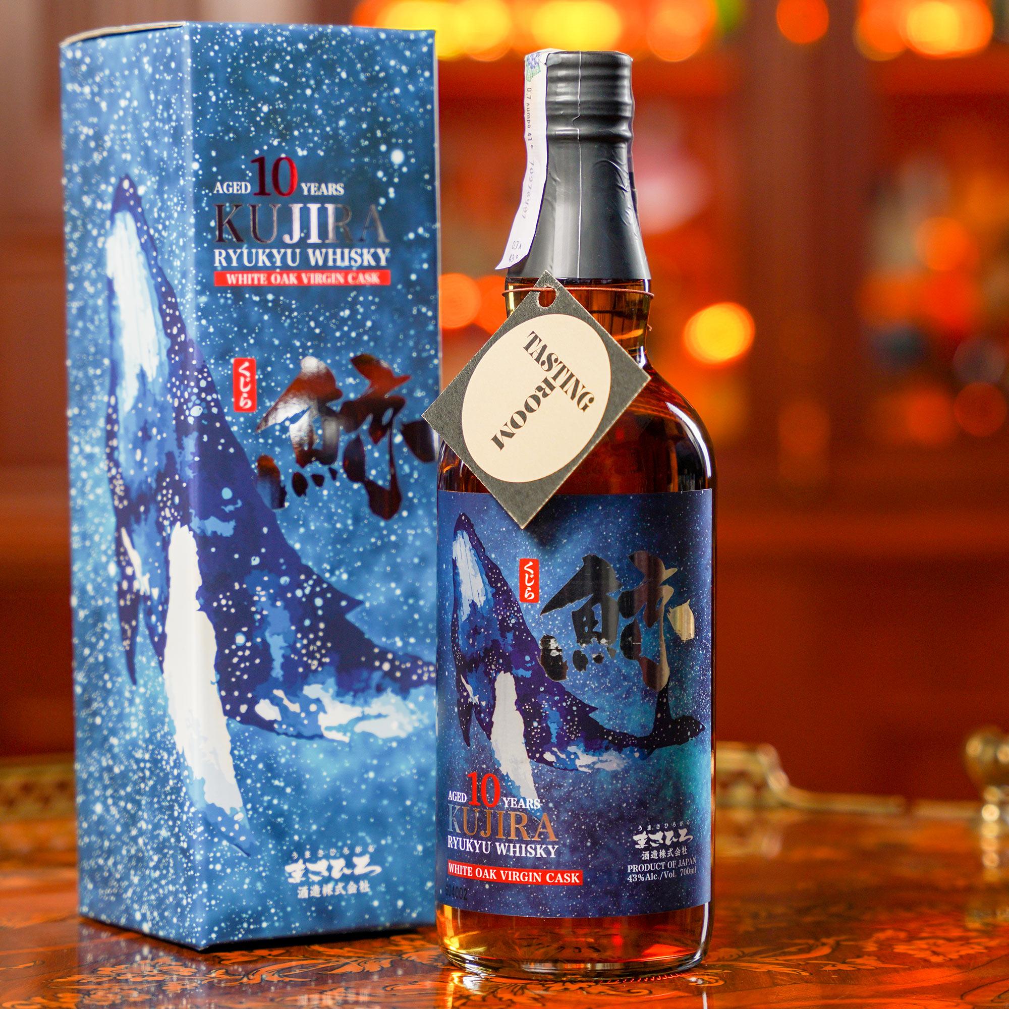 Kujira Ryukyo Whisky 10 YO /Куджира Уиски 10 годишно