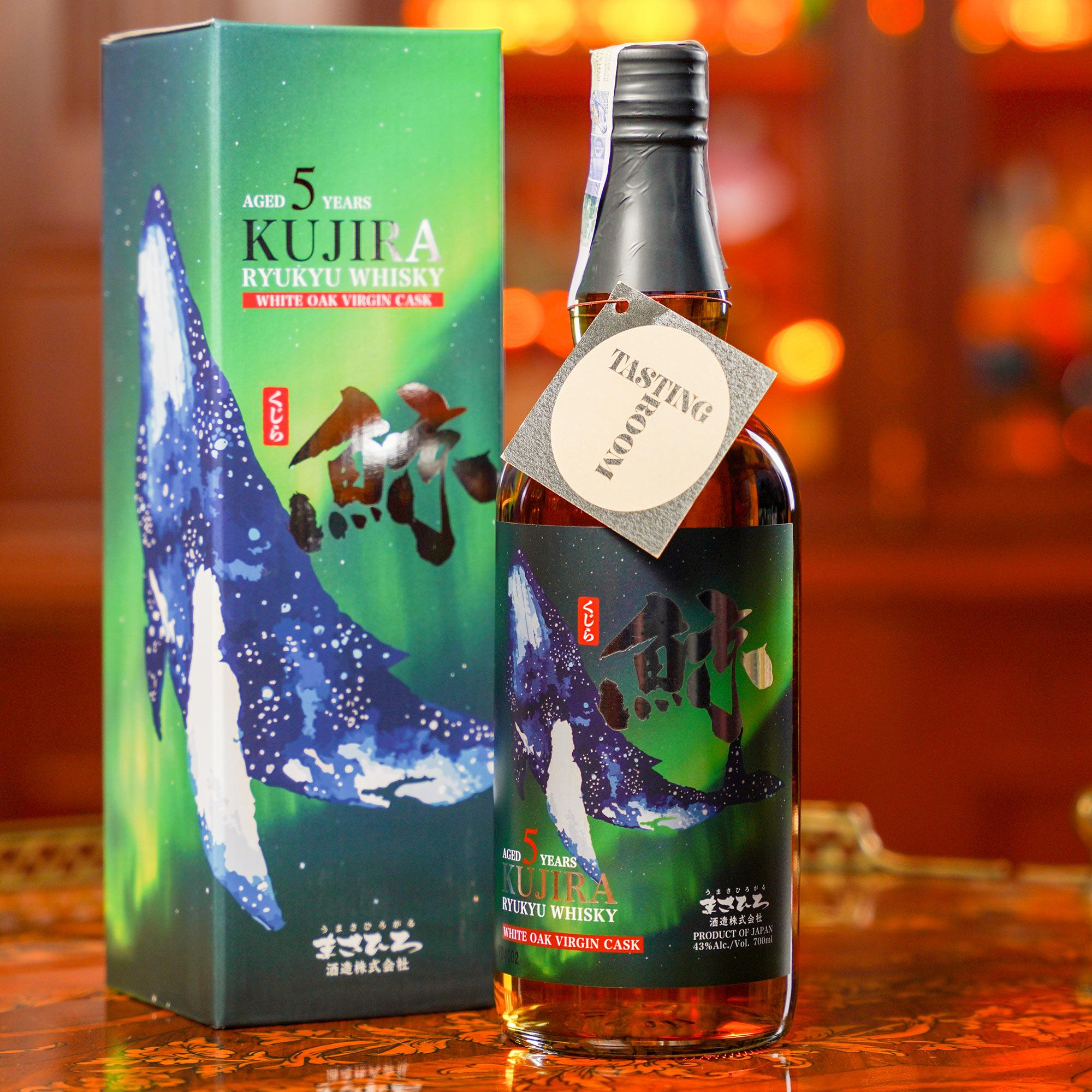 Kujira Ryukyo Whisky 5 YO /Куджира Уиски 5 годишно